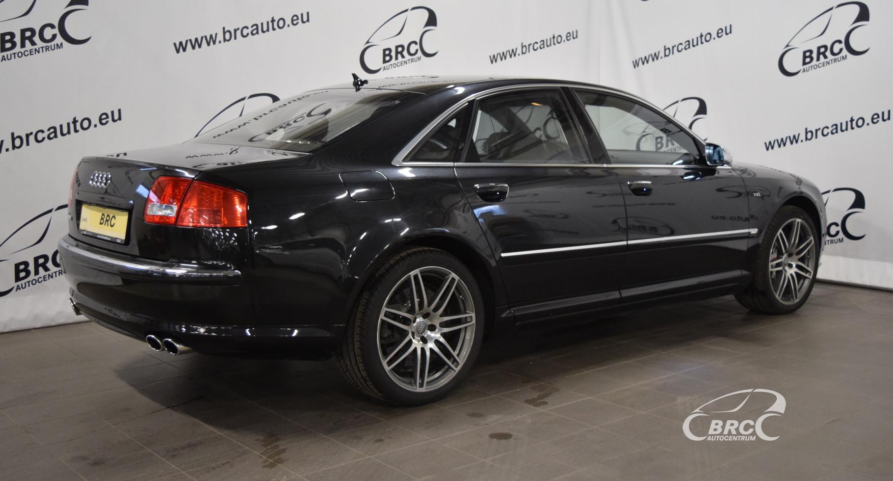 Audi S8 V10 Quattro