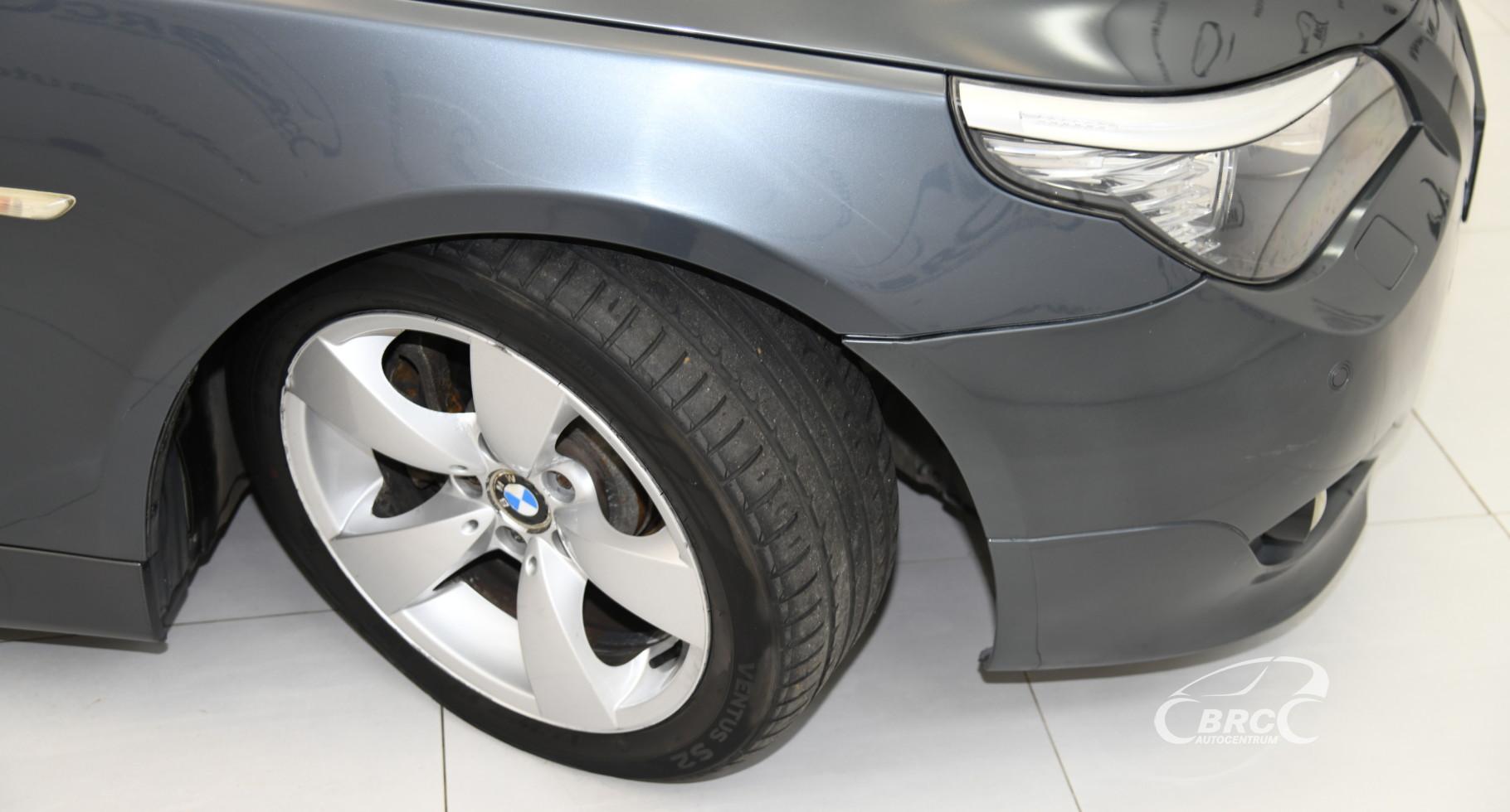 BMW 550 i M-pack Automatas