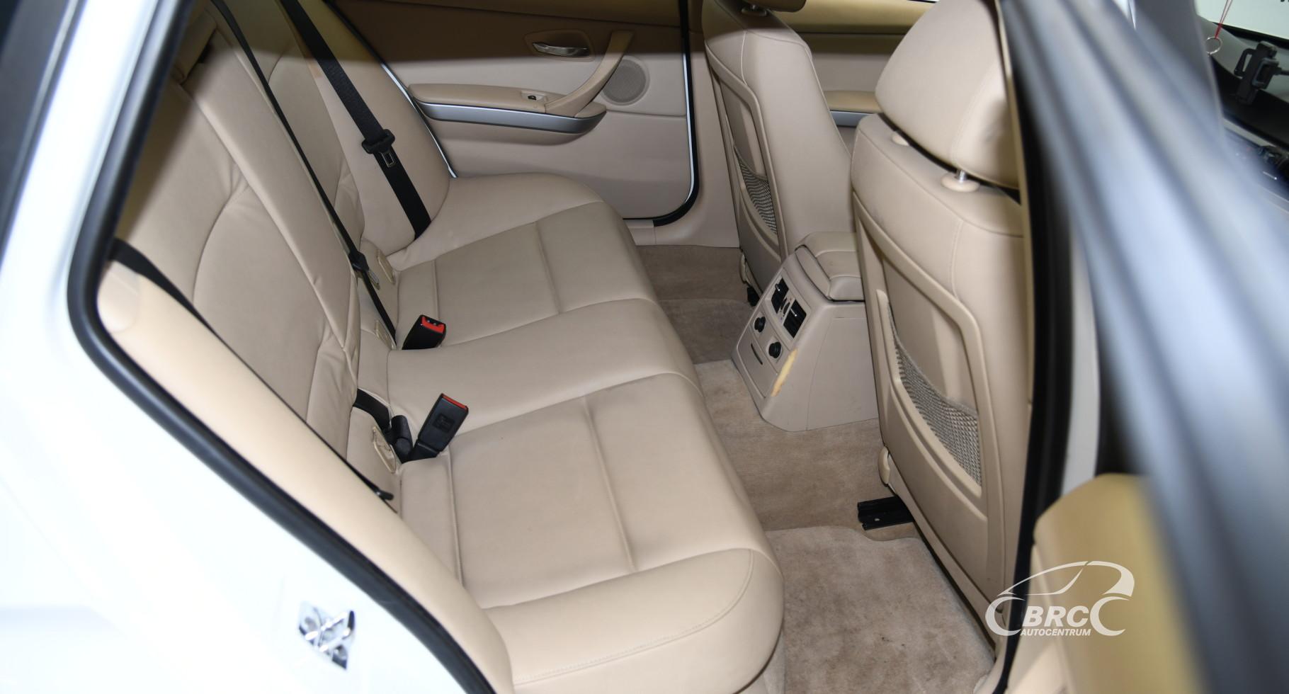 BMW 320 d Automatas