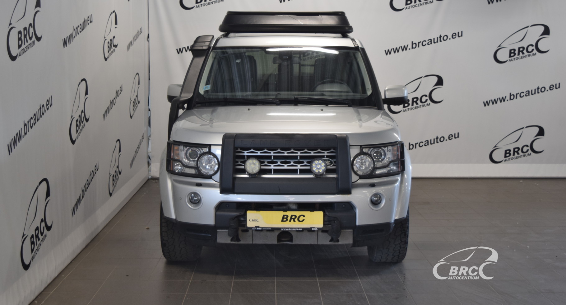 Land-Rover Discovery 4 SDV6 HSE