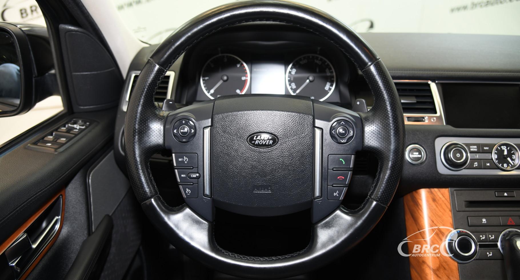 Land-Rover Range Rover Sport 3.0TDV6 HSE Automatas