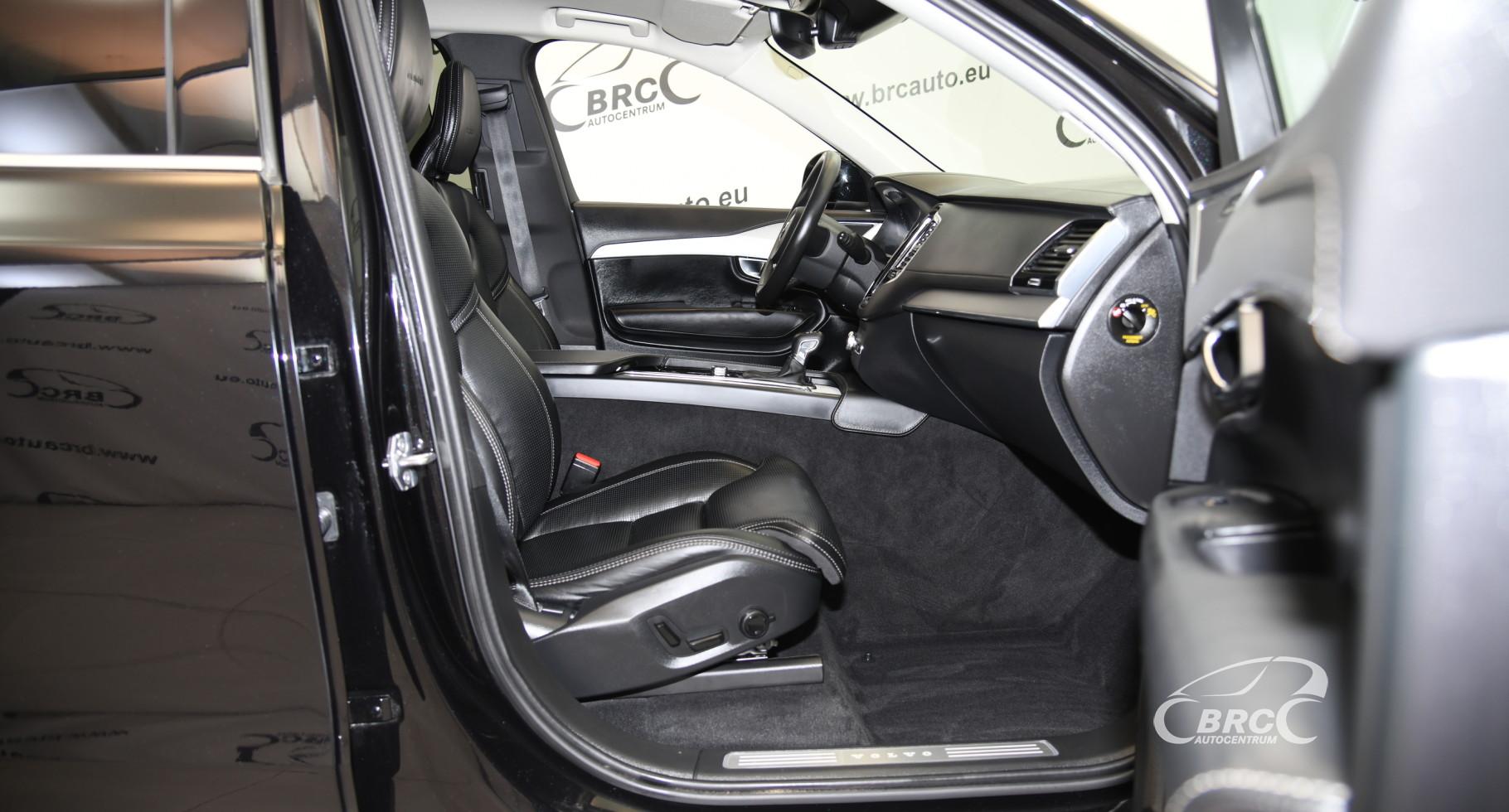 Volvo XC 90 2.0 D5 AWD Inscription Automatas