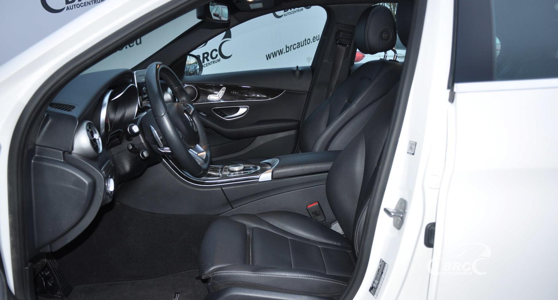 Mercedes-Benz C 300 Automatas