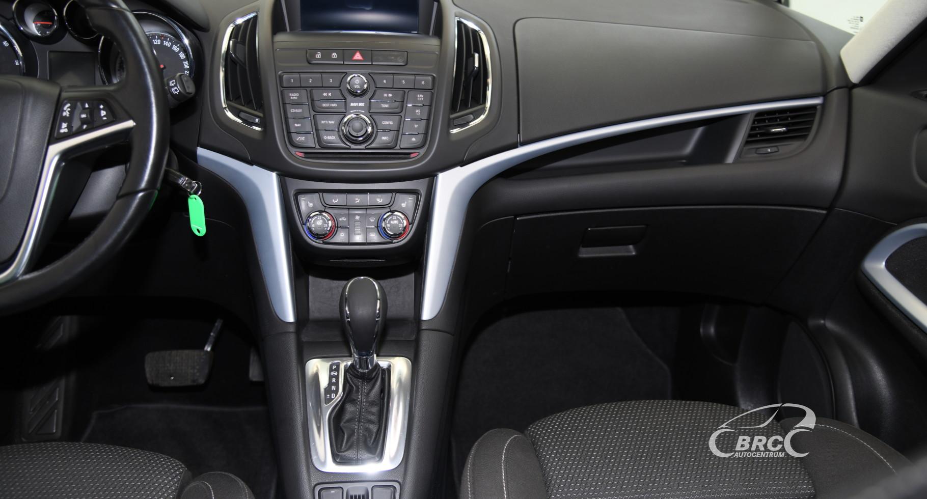 Opel Zafira Tourer 2.0 CDTi Edition Automatas