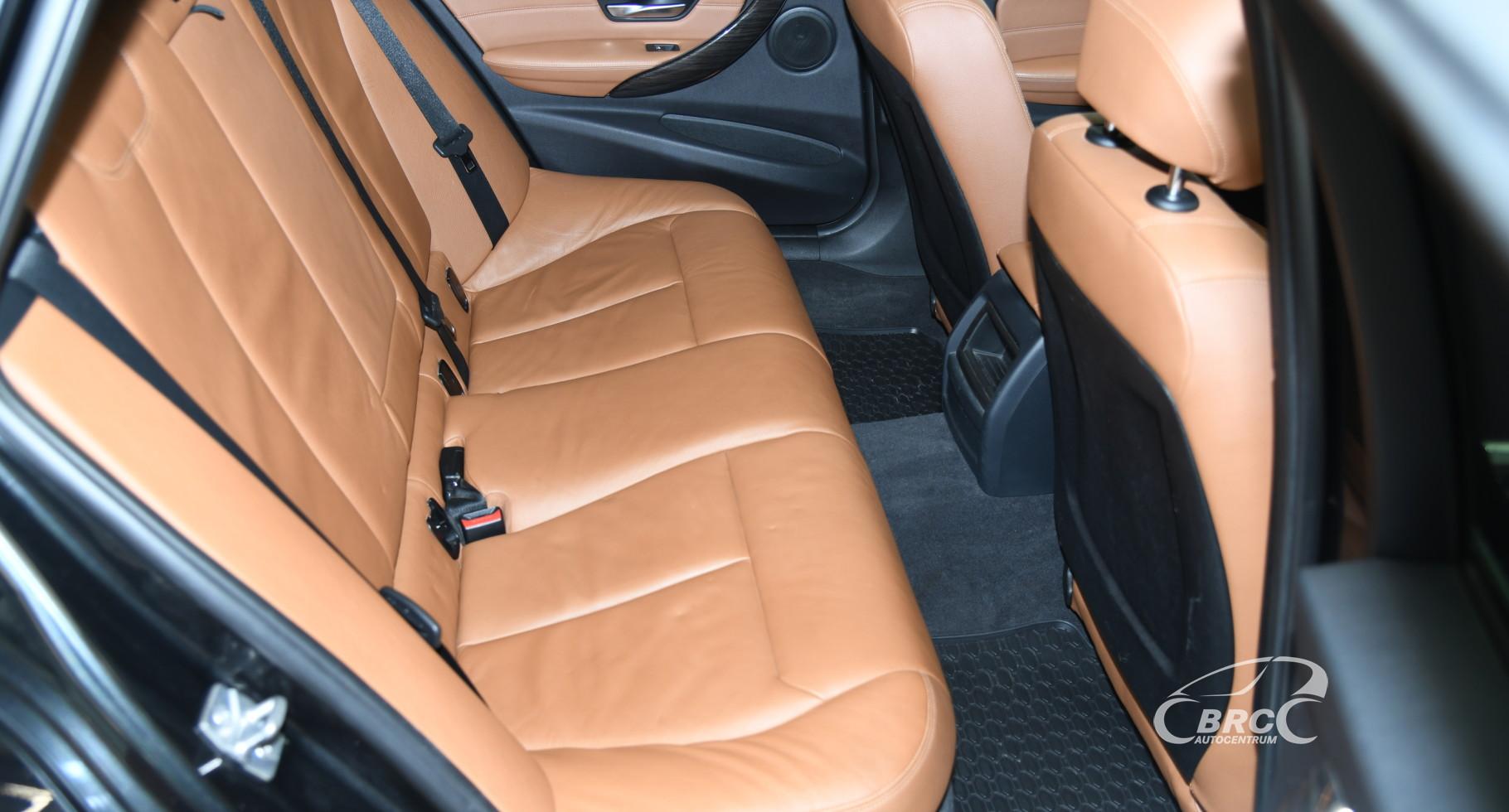 BMW 320 d Luxury Automatas