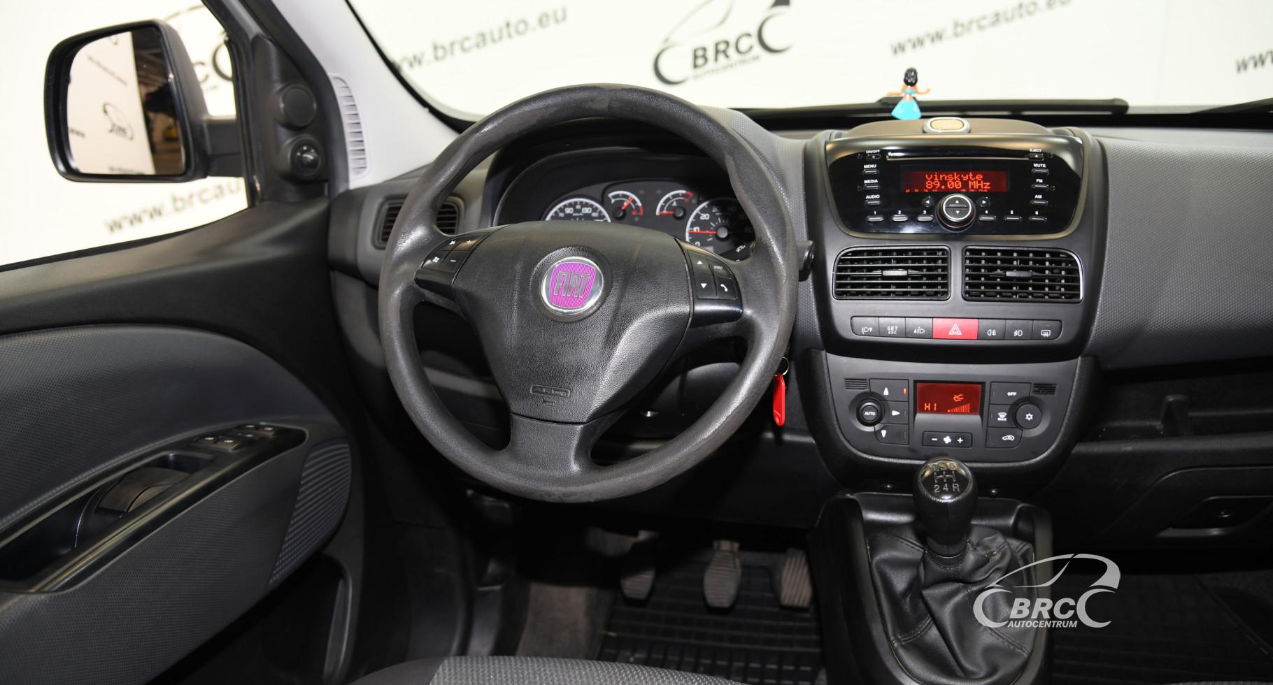 Fiat Doblo 1.3 Multi Jet 90