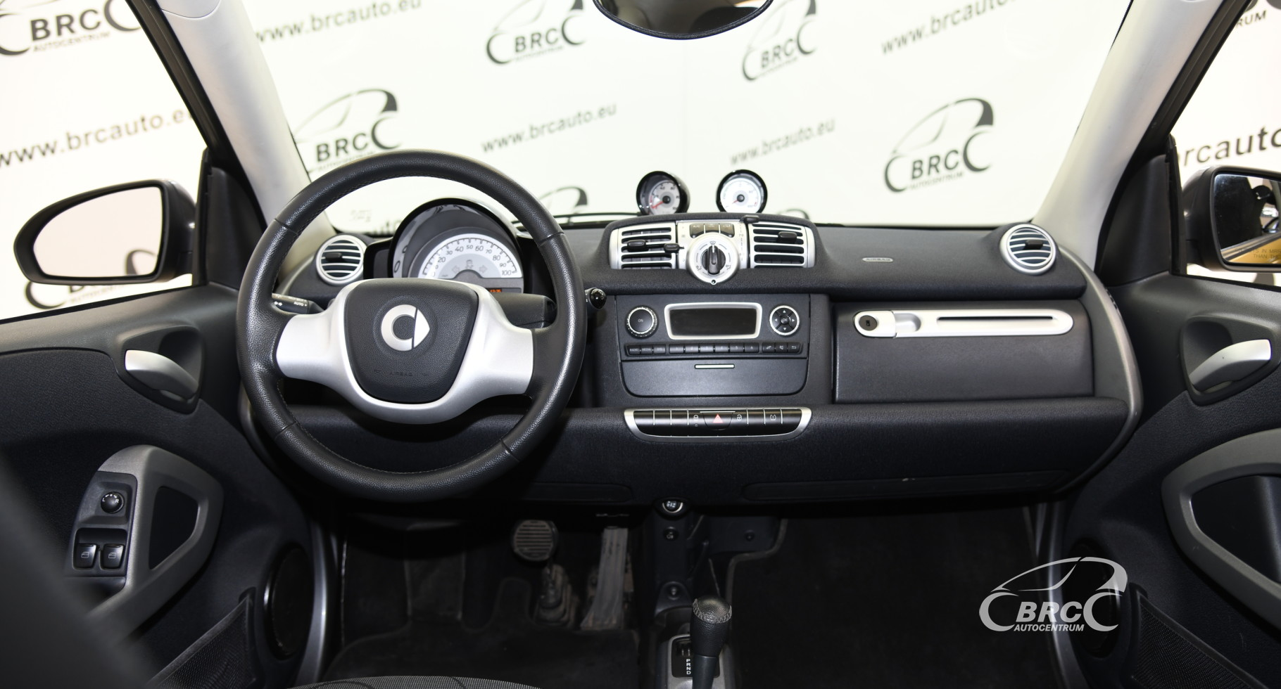 Smart Fortwo Electric Drive Automatas