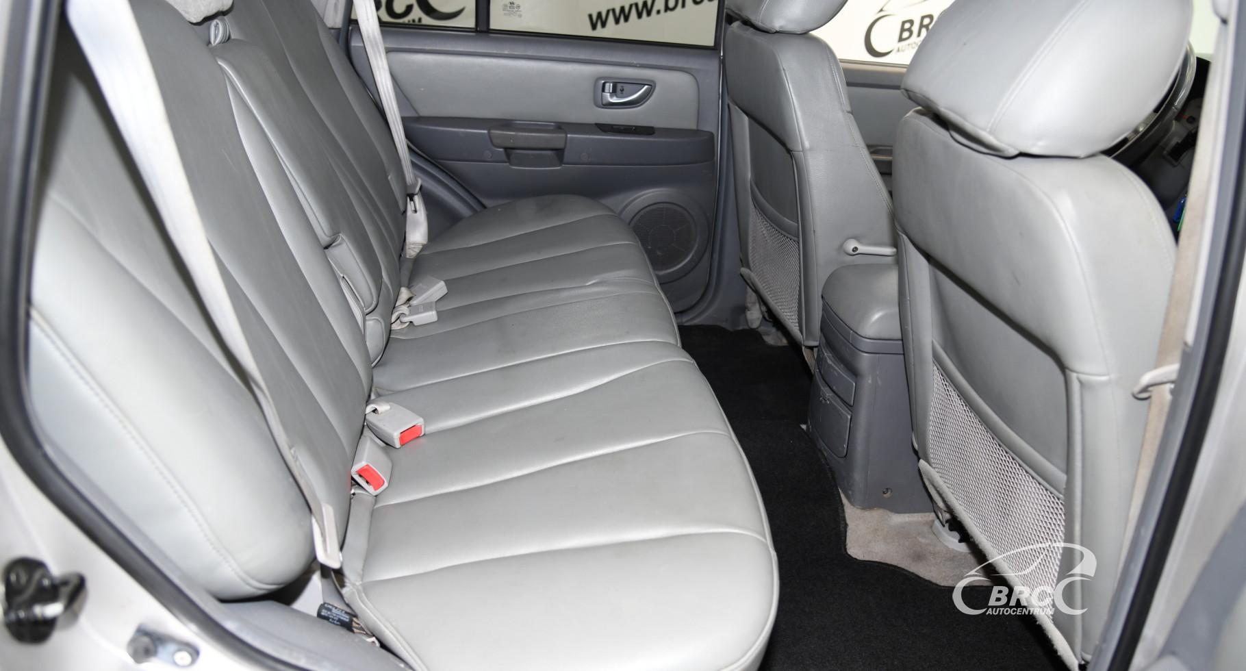 Hyundai Terracan 2.9 CRDi 4WD