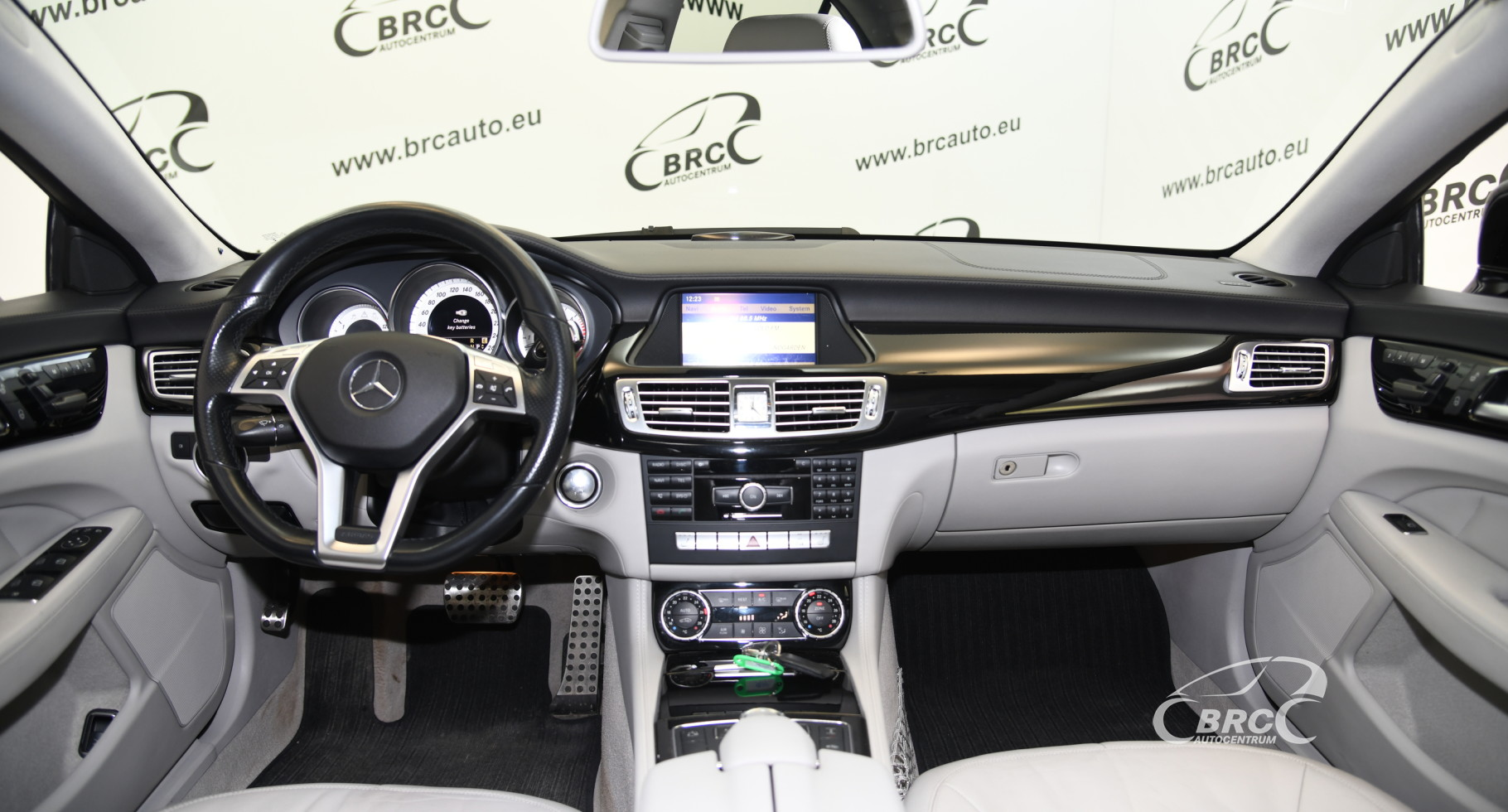 Mercedes-Benz CLS 350 CDI BlueEFFICIENCY AMG-pack Automatas