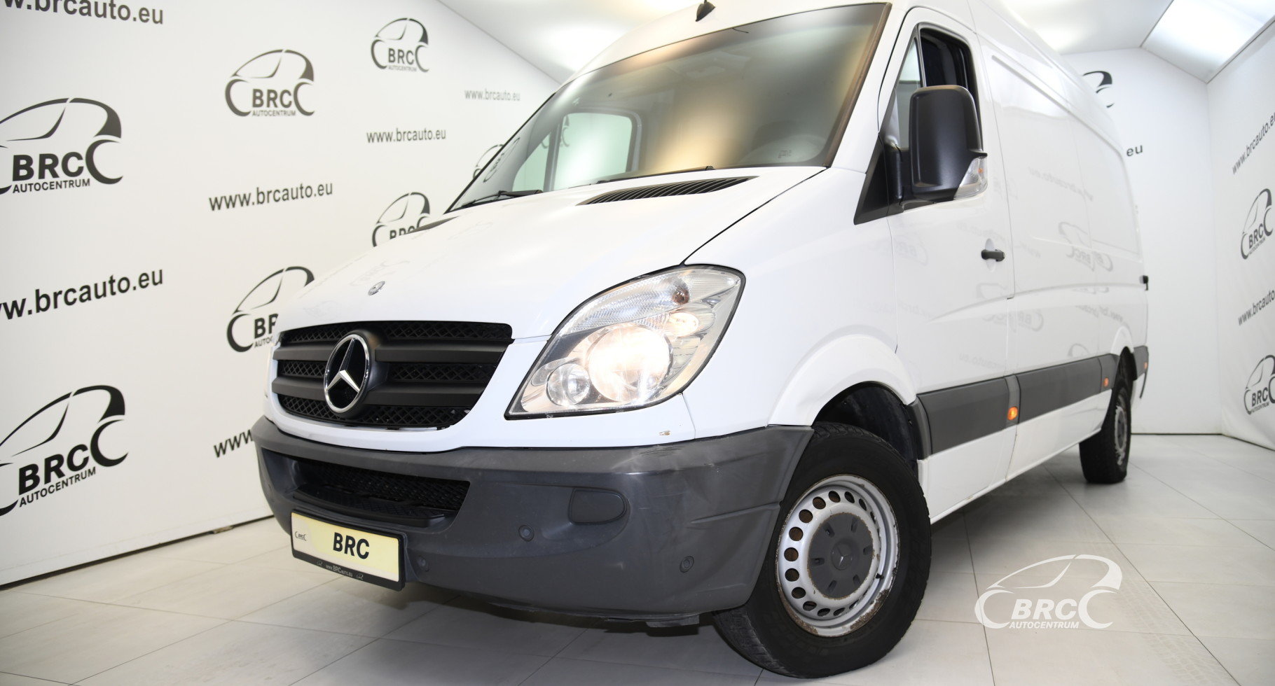 Mercedes-Benz Sprinter 213 CDI