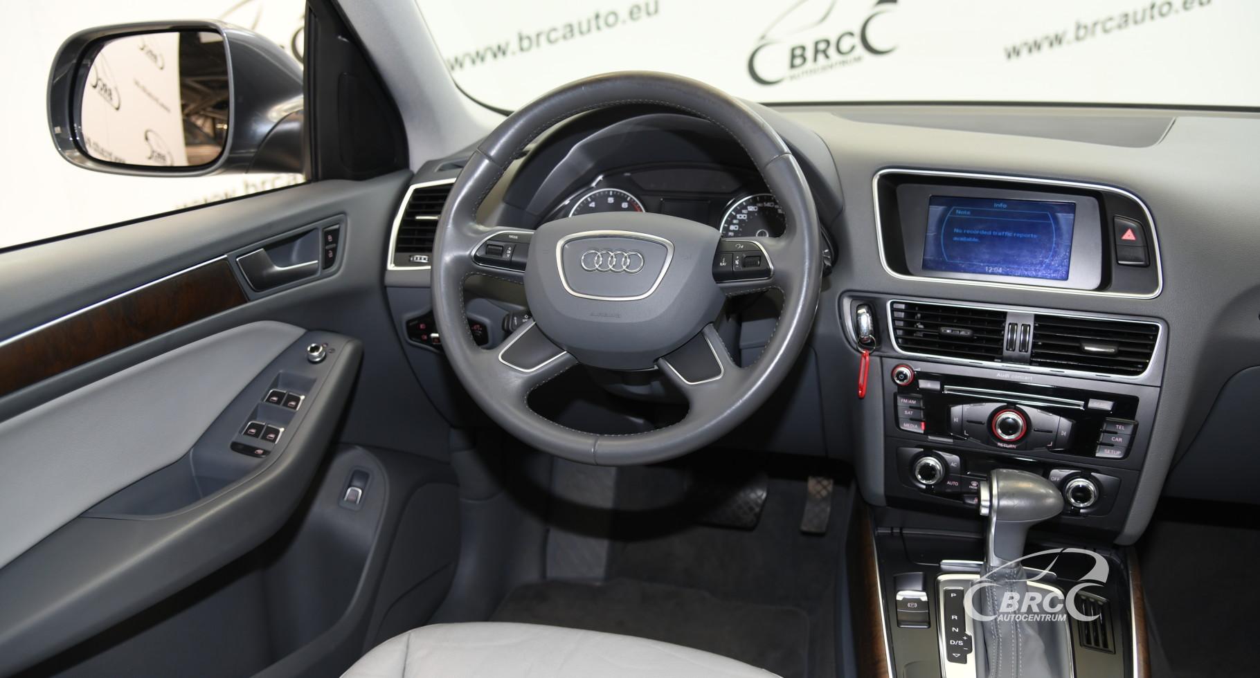 Audi Q5 2.0 TFSI Quattro Premium Automatas