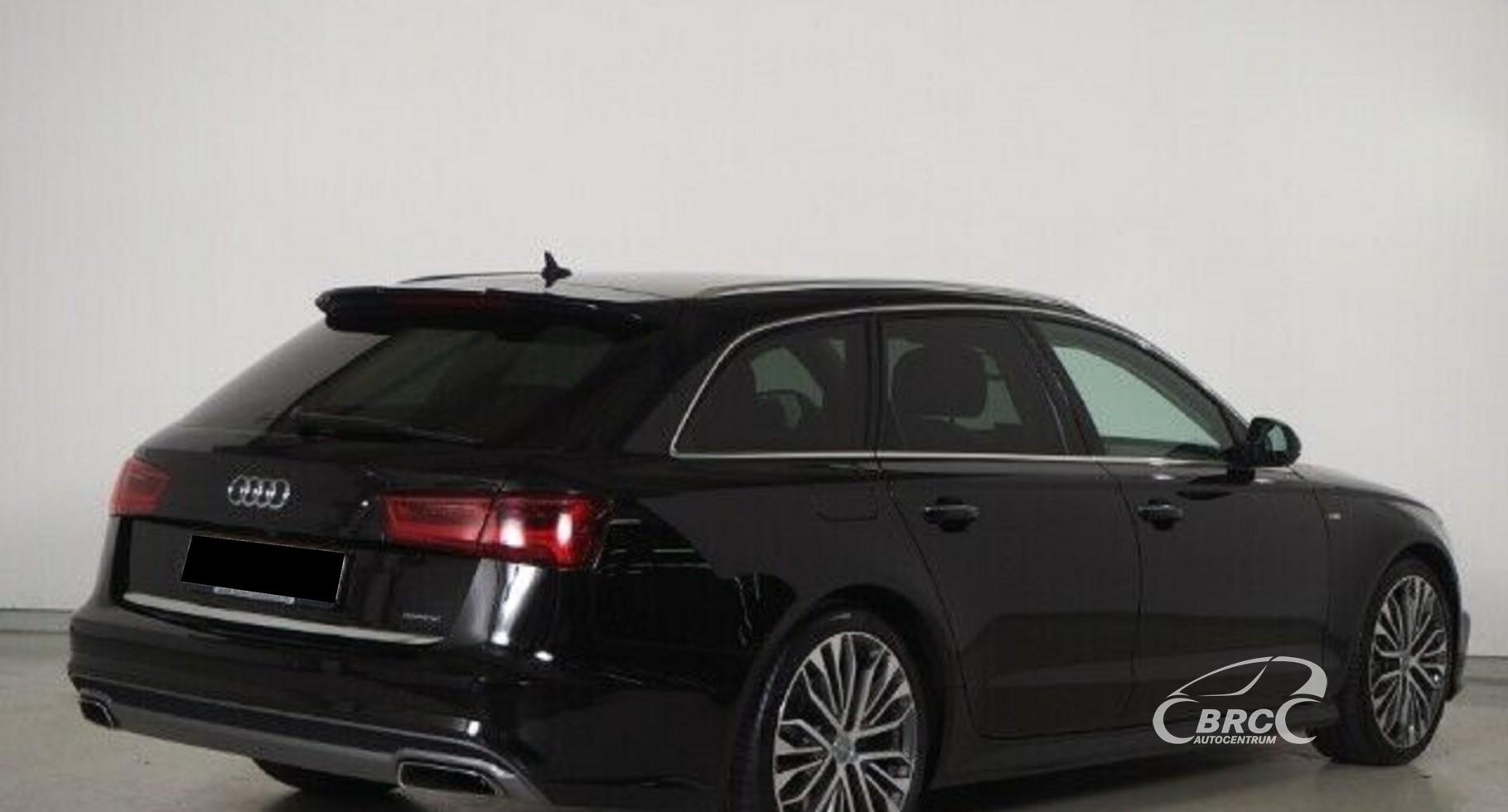 Audi A6 Avant Quattro S-Line Automatas