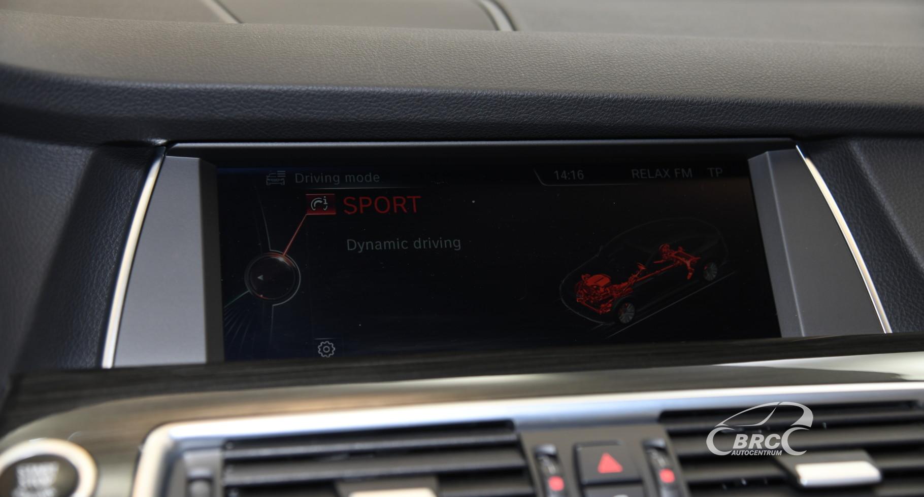 BMW 530 Gran Turismo Luxury Line Automatas