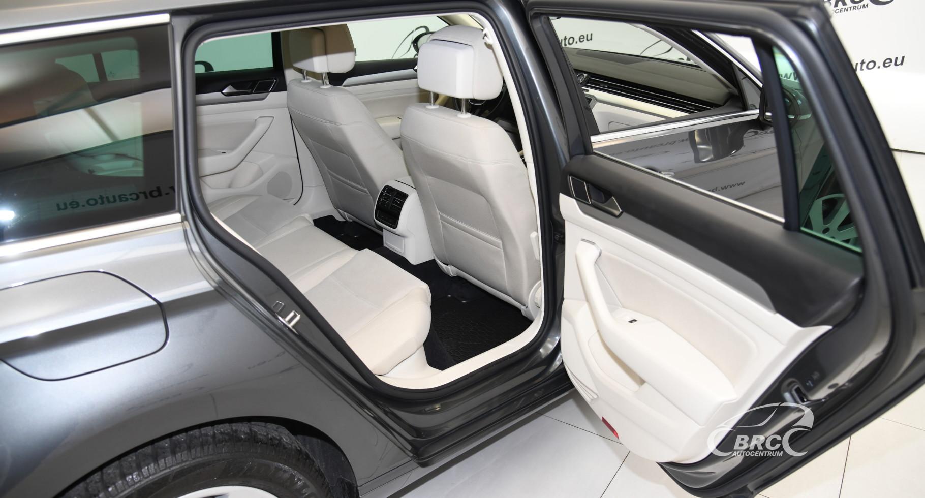 Volkswagen Passat 2.0 TDI DSG Automatas