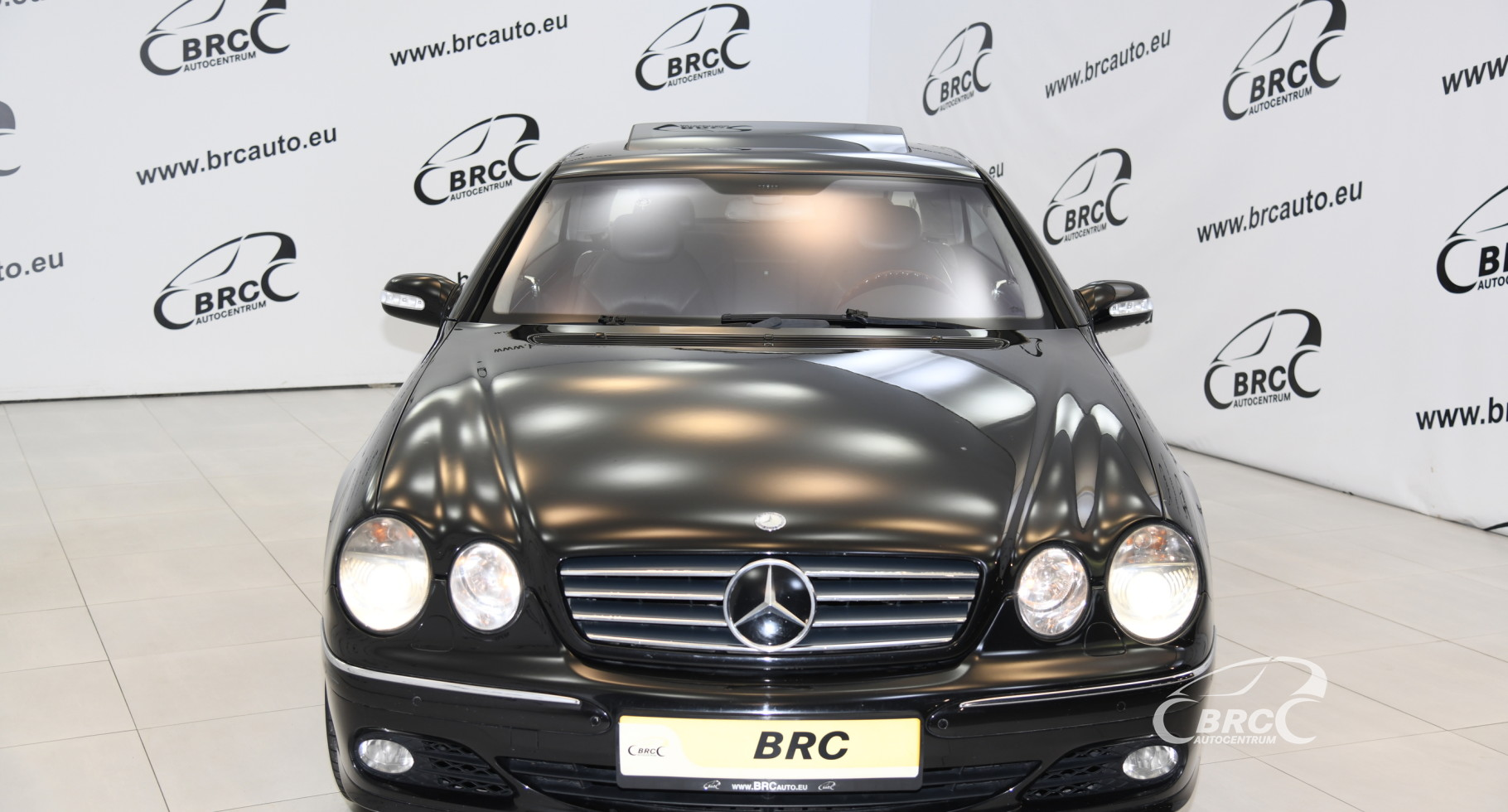 Mercedes-Benz CL 500 Automatas