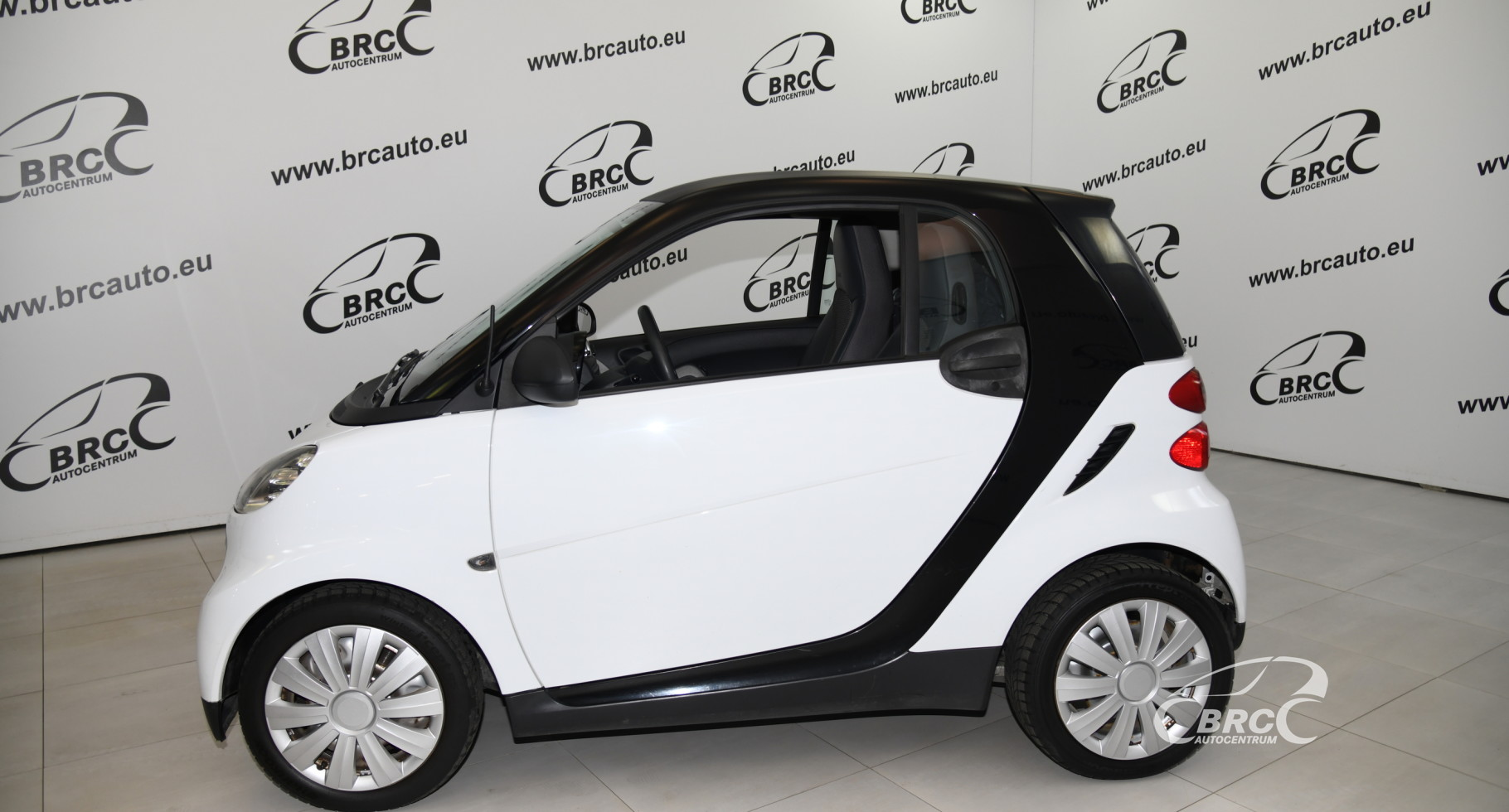Smart Fortwo Automatas