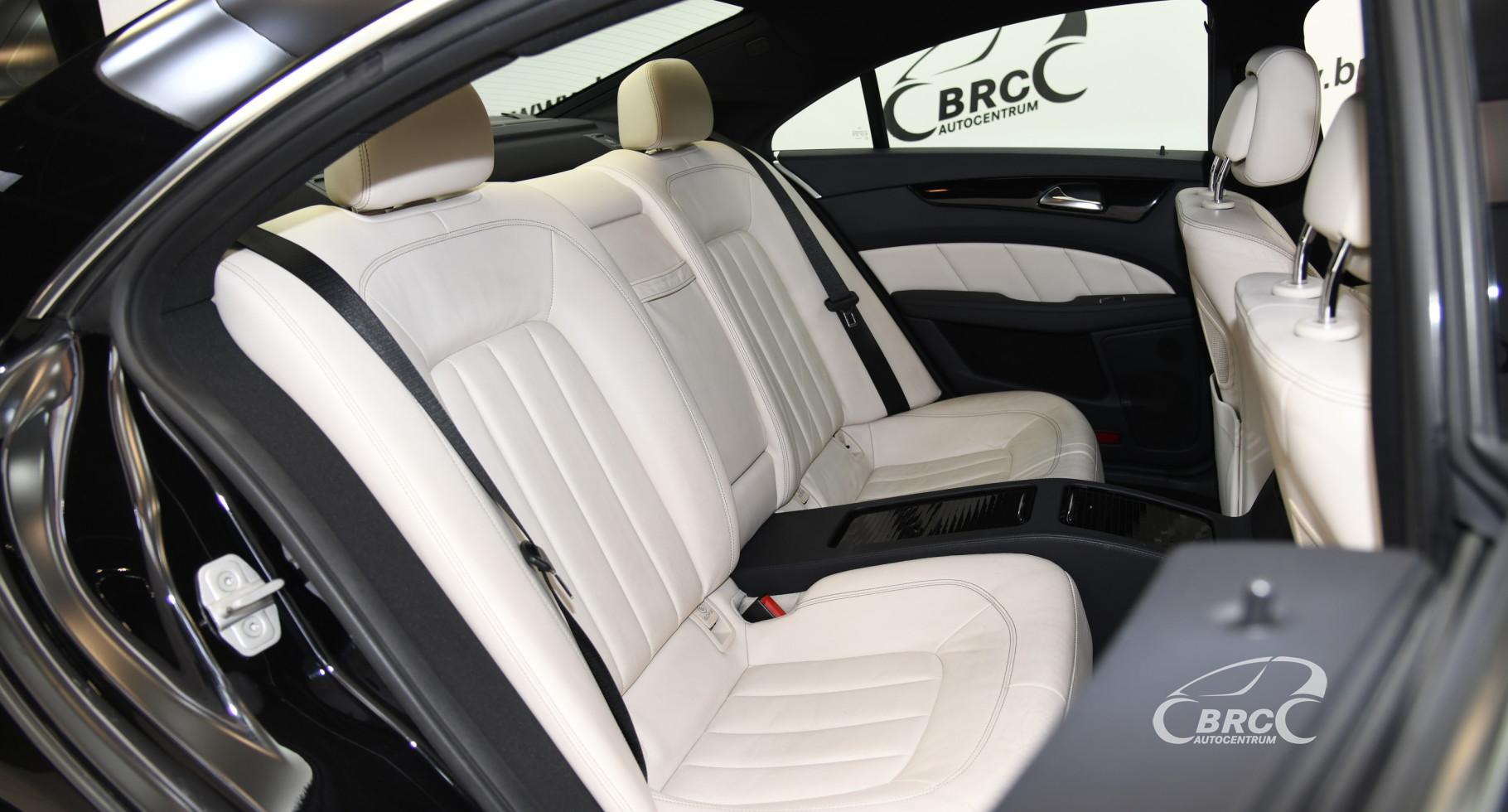 Mercedes-Benz CLS 350 BLUE EFFICIENCY Automatas