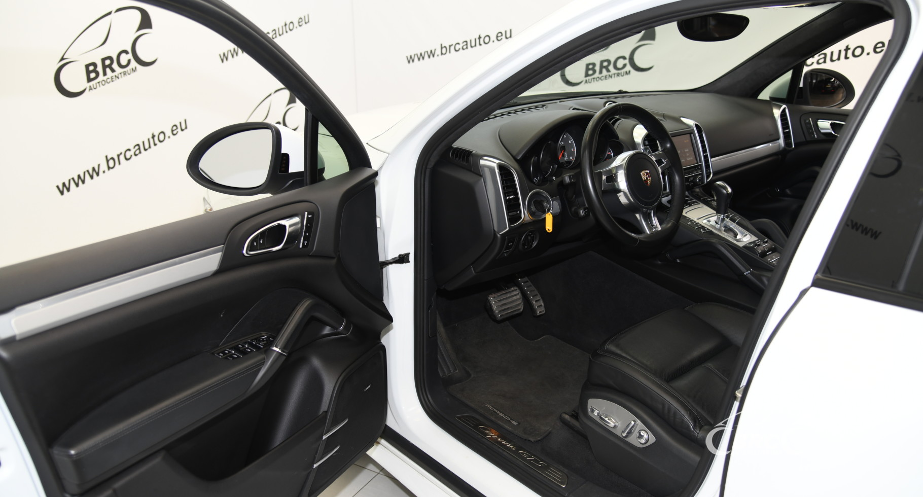 Porsche Cayenne GTS 4.8 Automatas