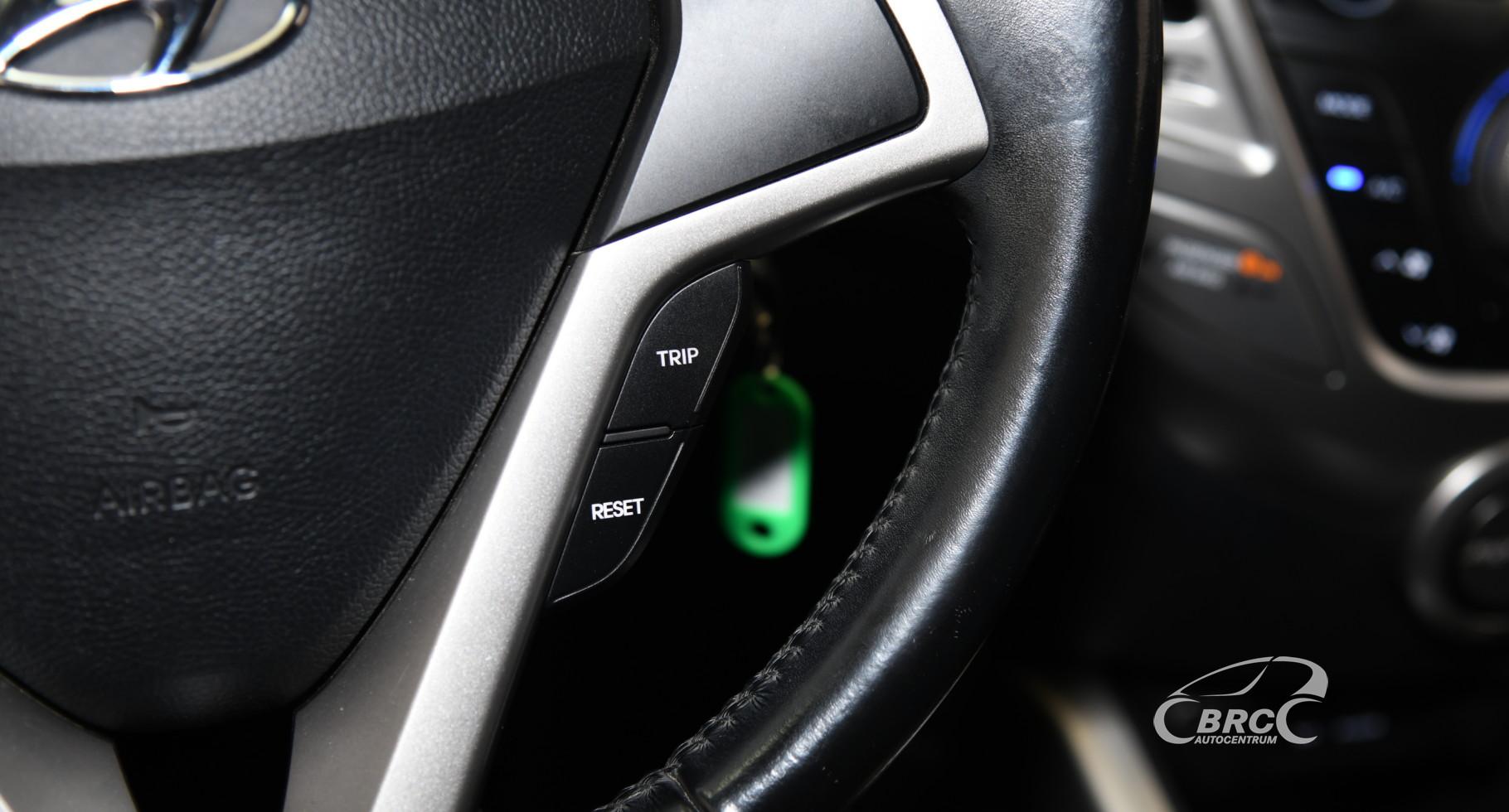 Hyundai Veloster 1.6 GDi Automatas
