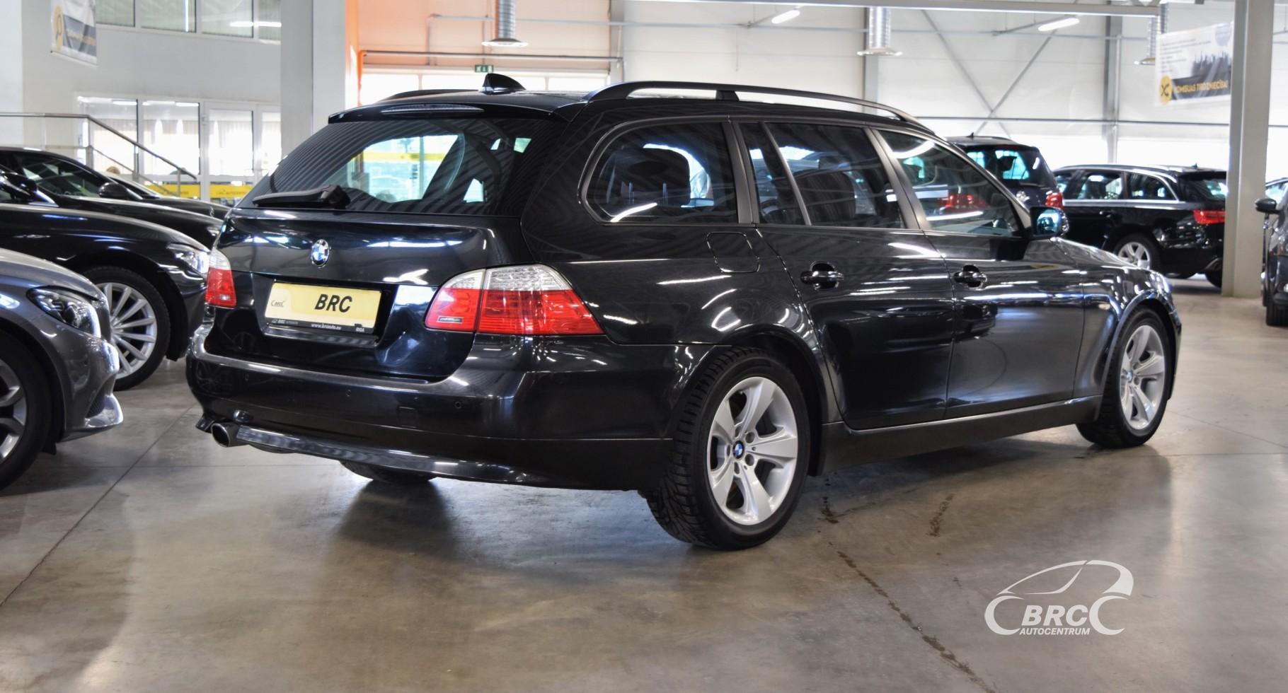 BMW 520 Touring