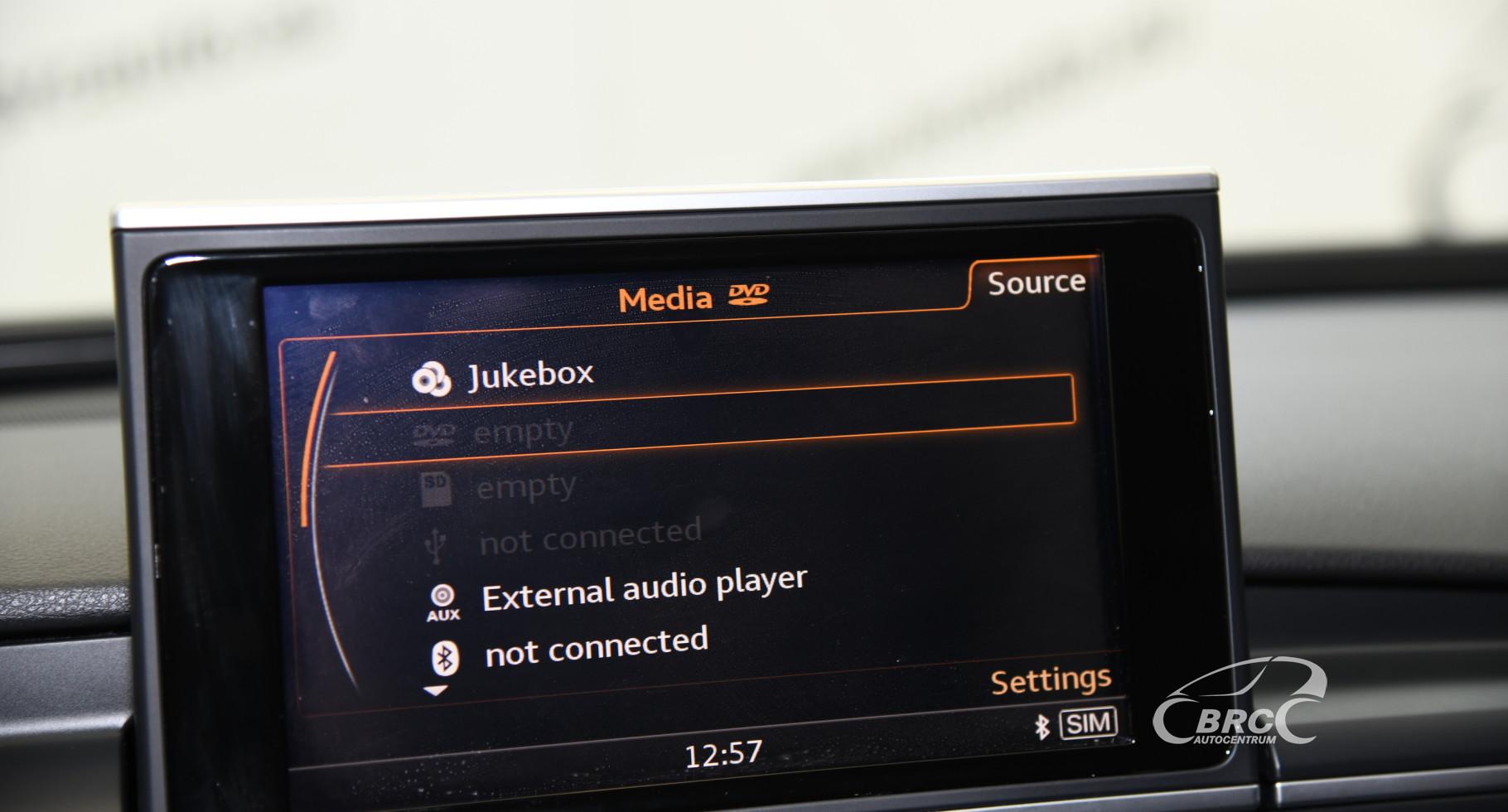 Audi A6 2.0T Premium Quattro Automatas