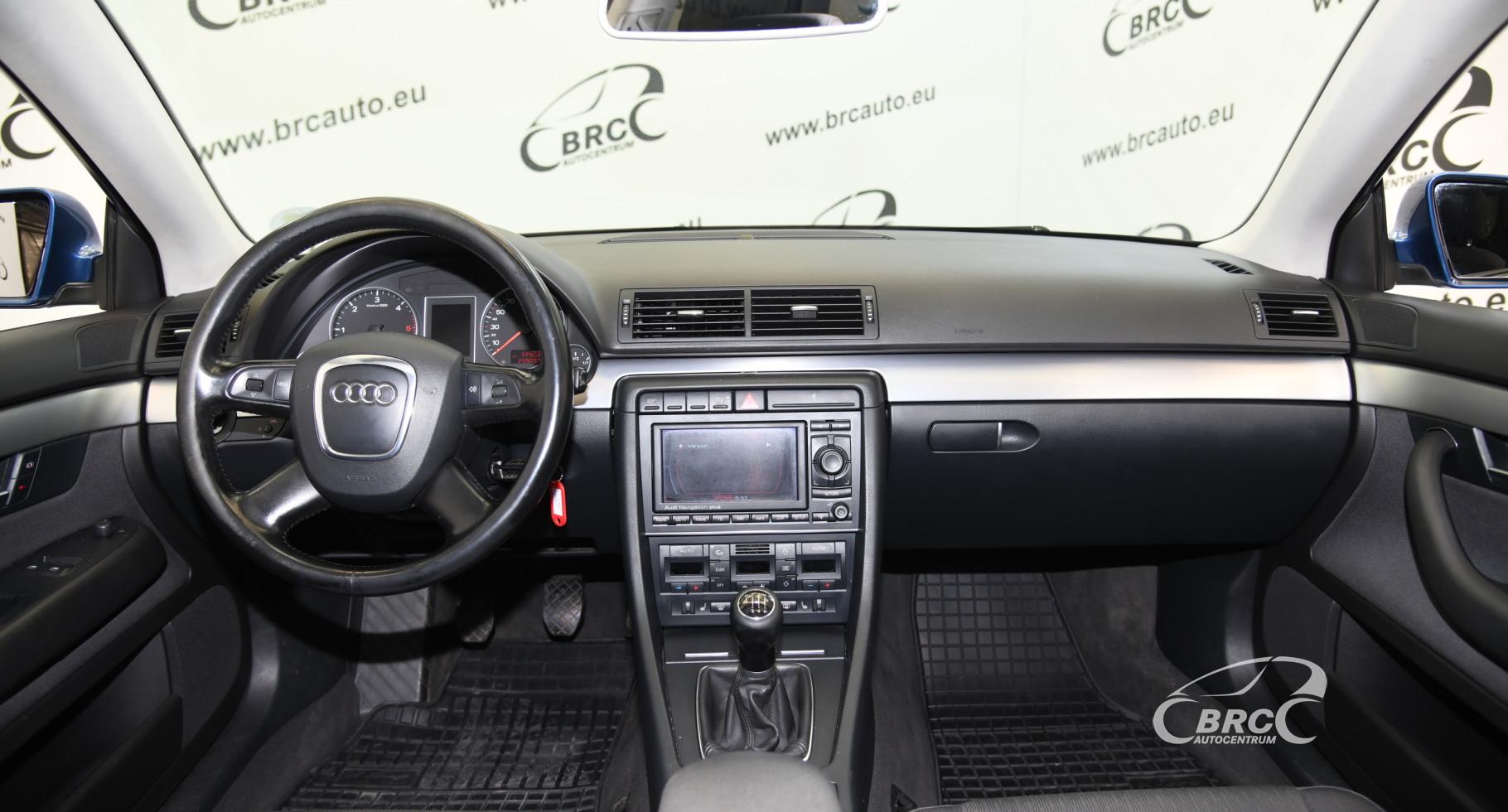 Audi A4 2.0 TDI Variant