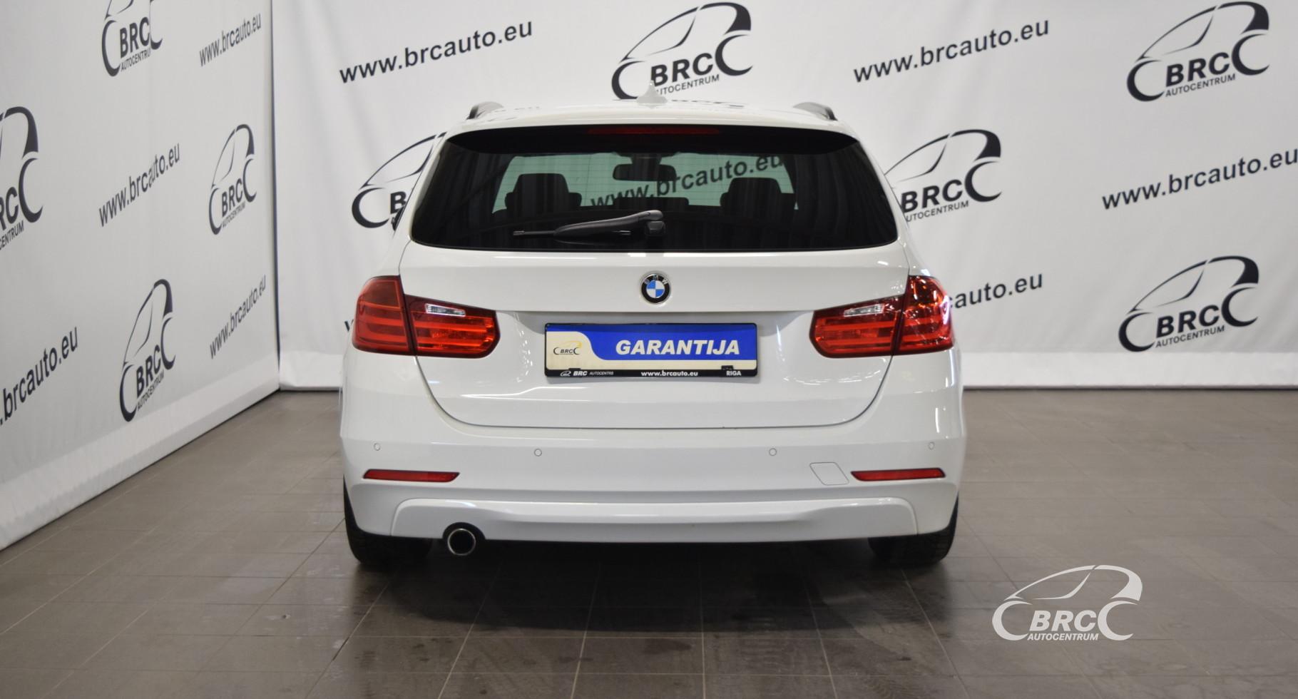 BMW 320 D Touring EffDyn Edition
