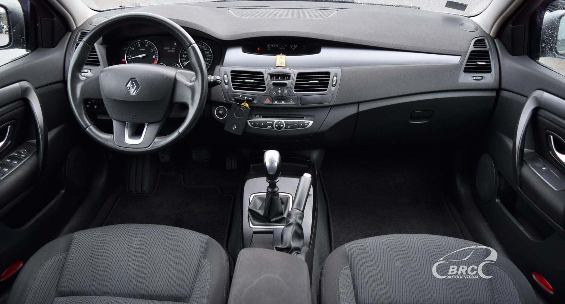 Renault Laguna M/T