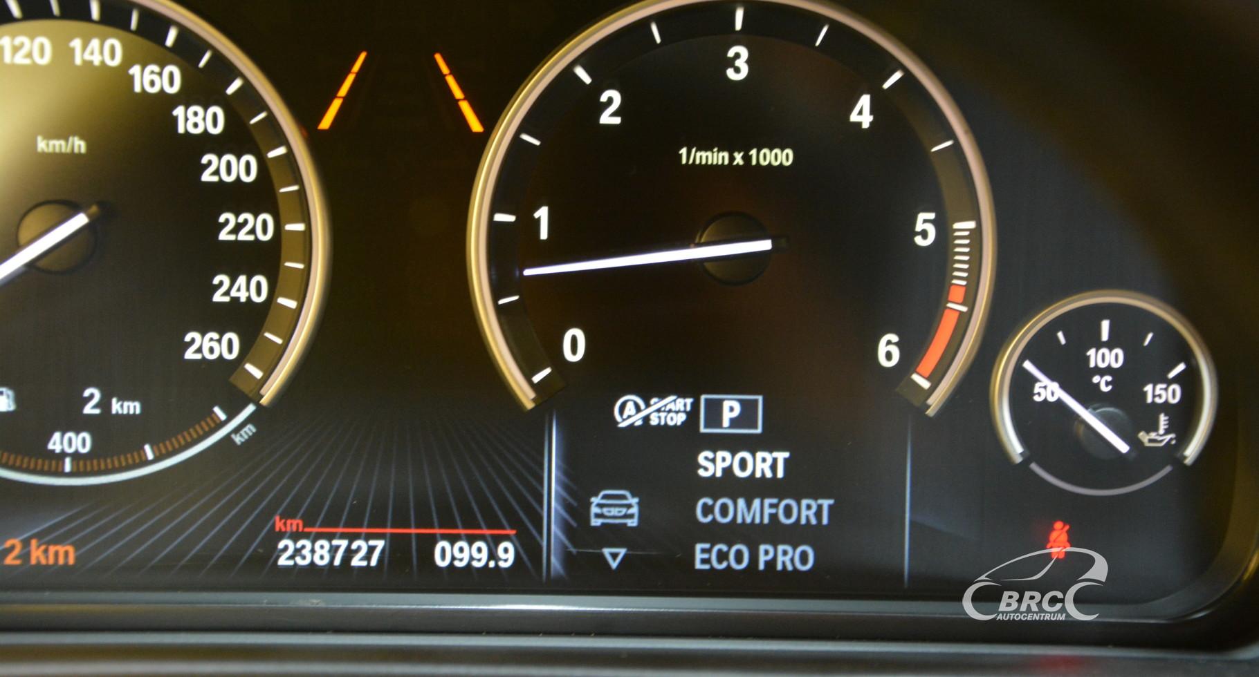 BMW 530 xd Touaring Steptronic