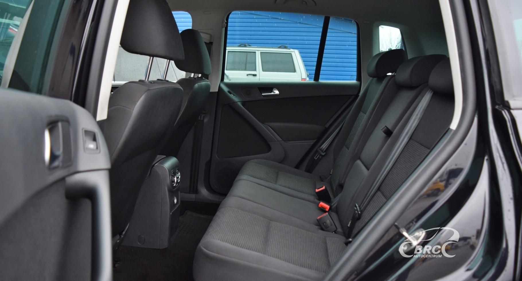 Volkswagen Tiguan TDi Bluemotion M/T