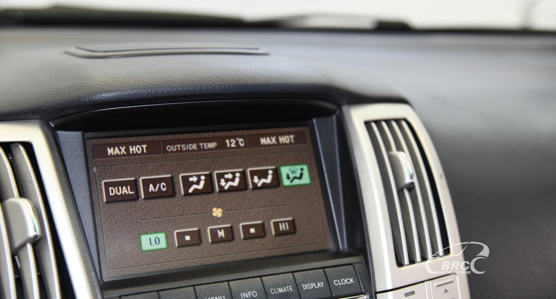 Lexus RX 300 Automatas