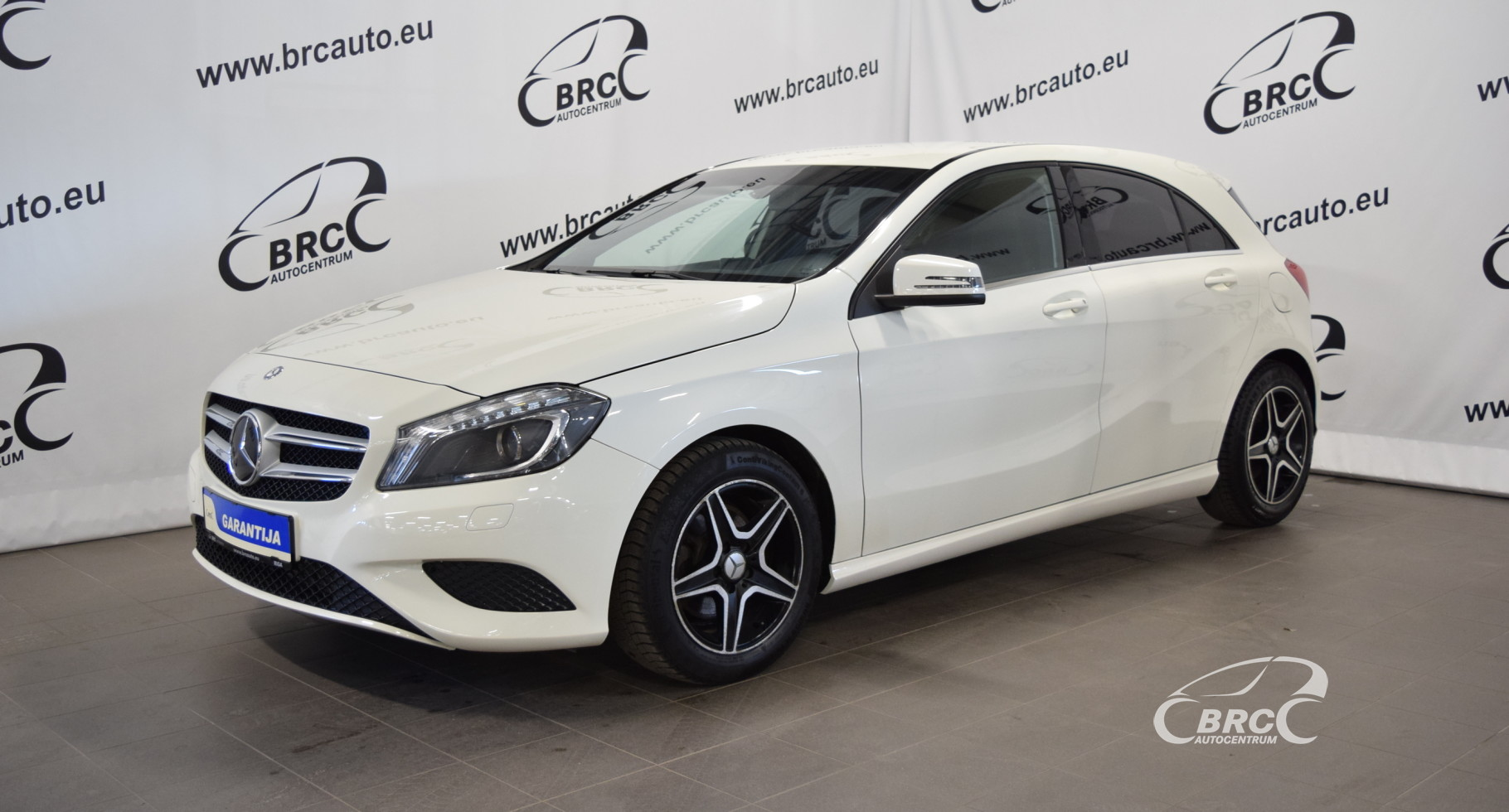 Mercedes-Benz A 180 BlueEfficiency A/T