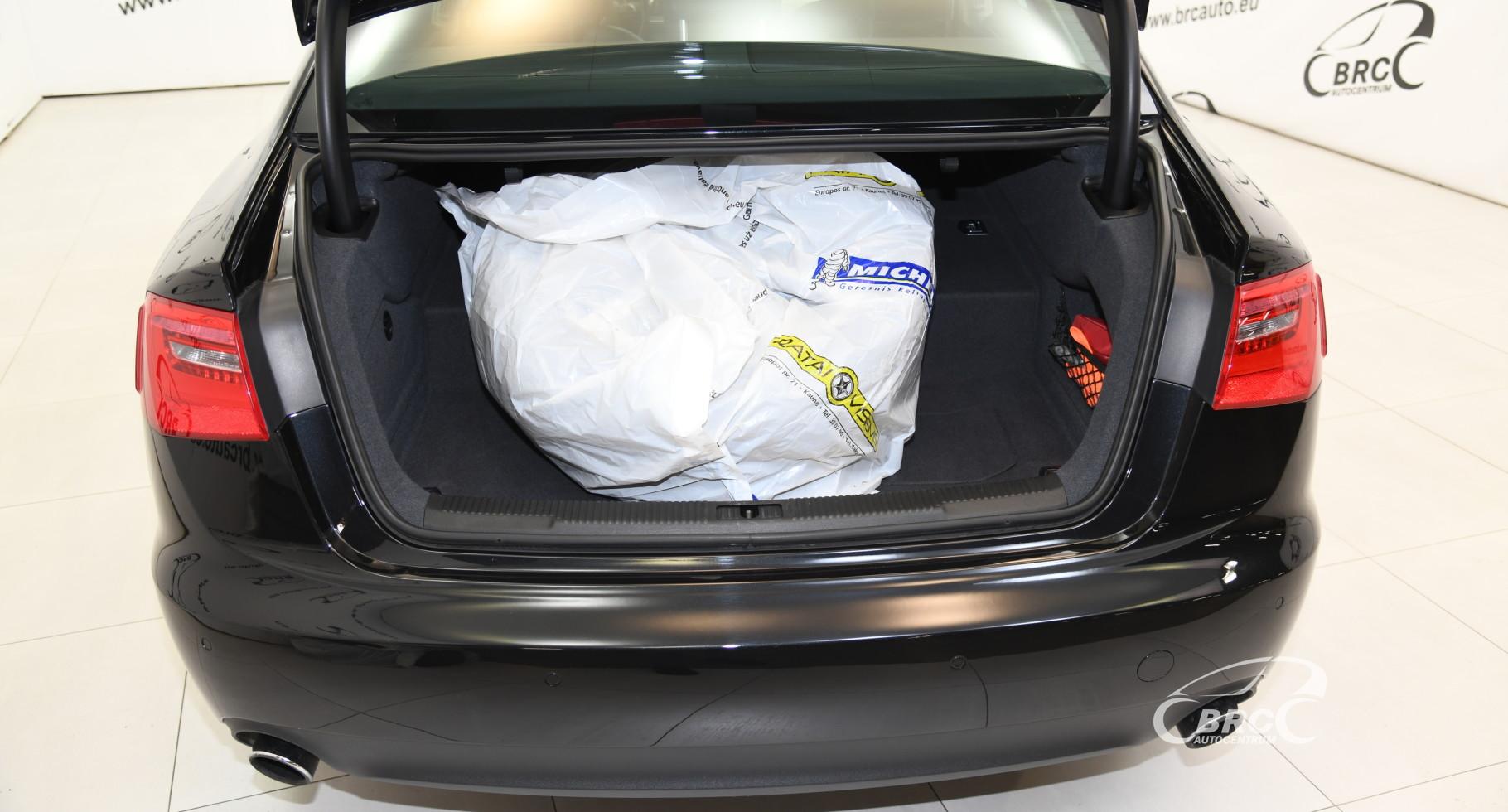 Audi A6 2.0 TFSI Hybrid Automatas