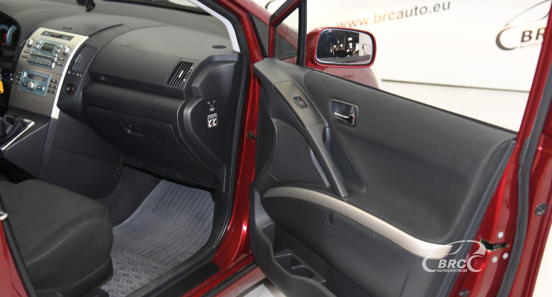 Toyota Corolla Verso 1.8 VVT LineaSol