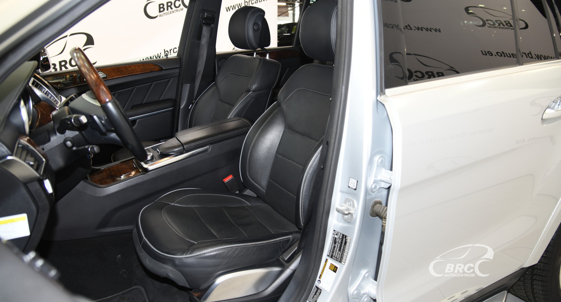 Mercedes-Benz GL 550 4 Matic AMG Automatas