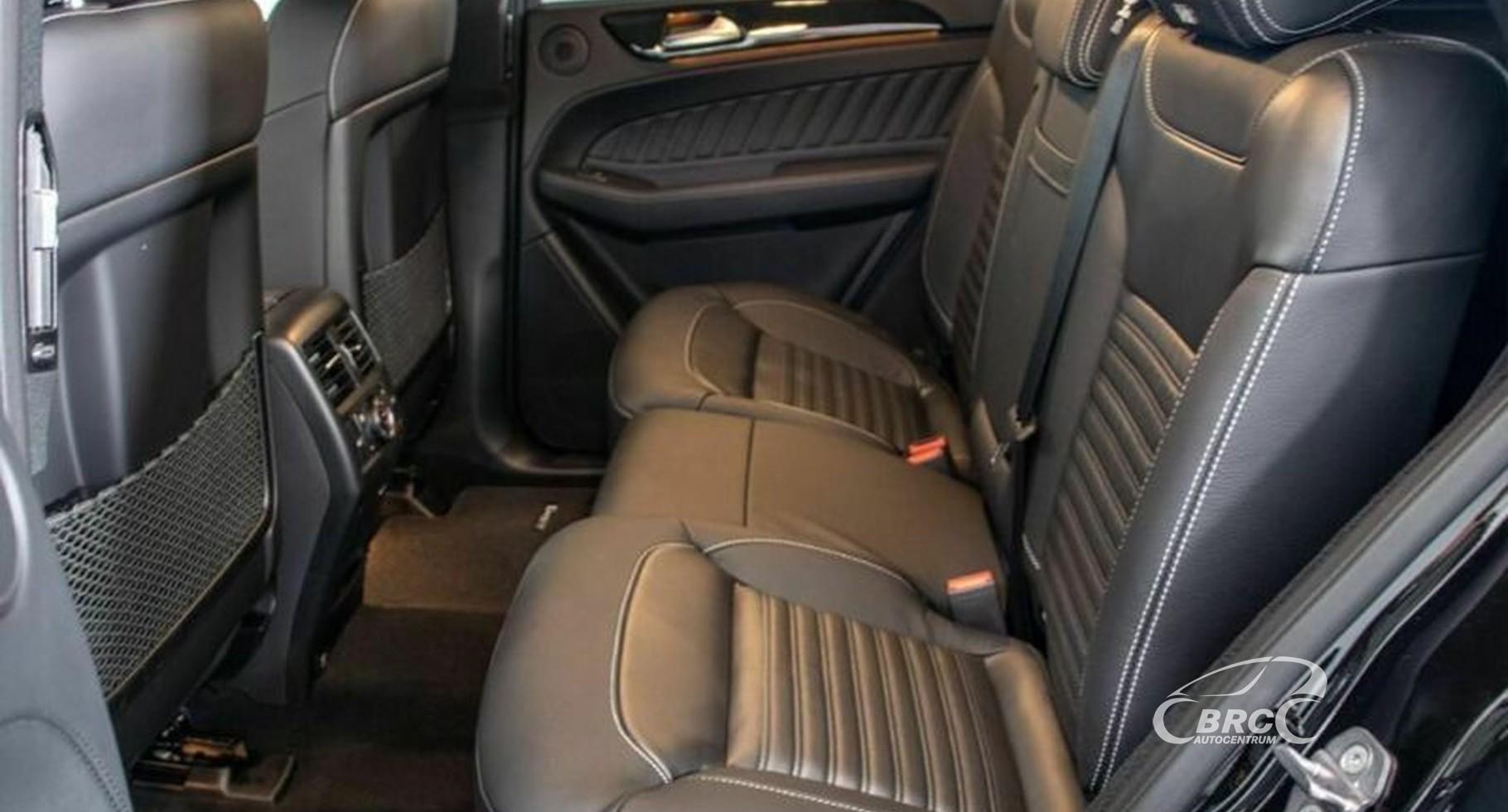 Mercedes-Benz GLE 350 AMG design Automatas