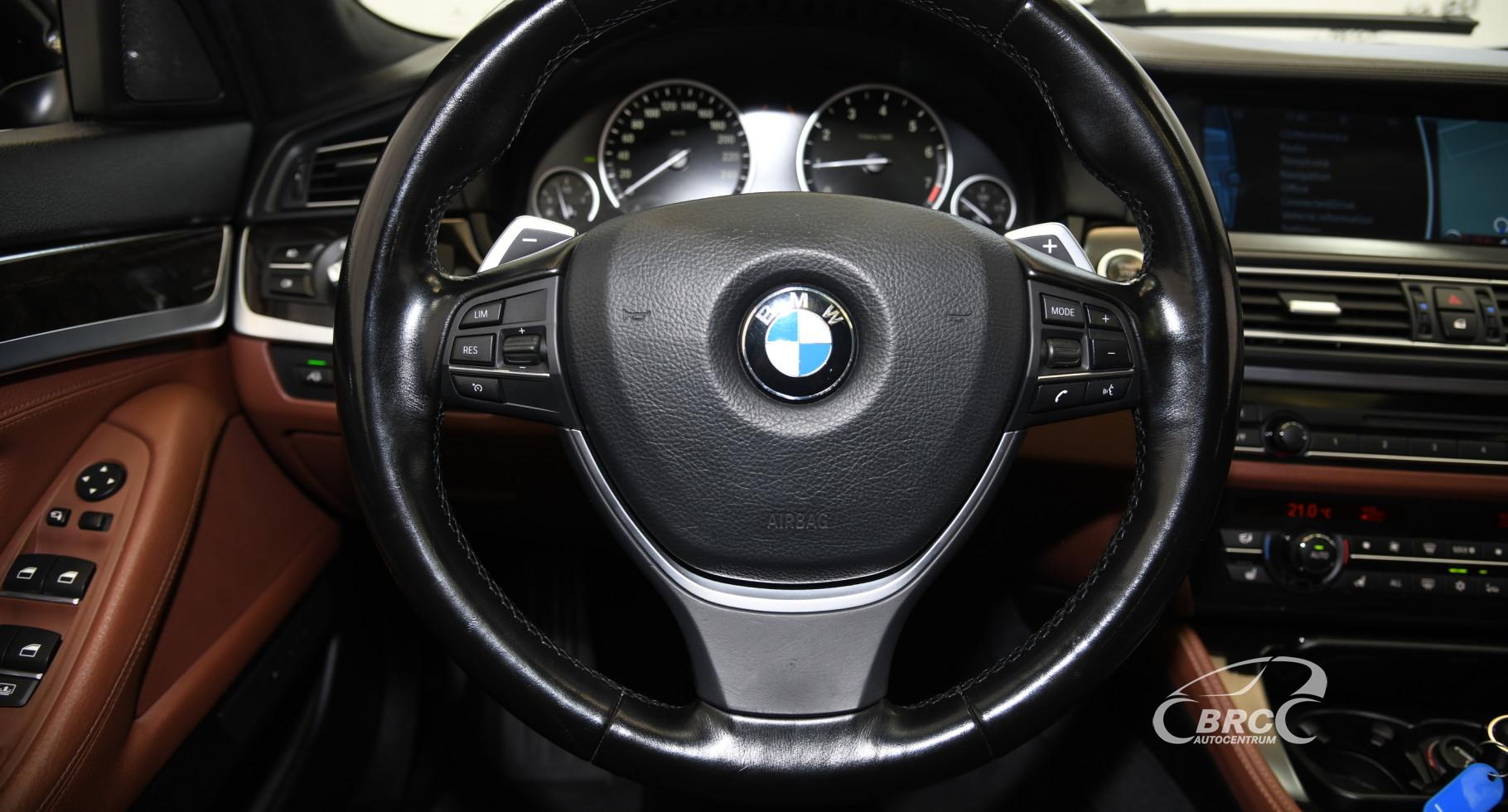 BMW 535 Active Hybrid 5 Automatas