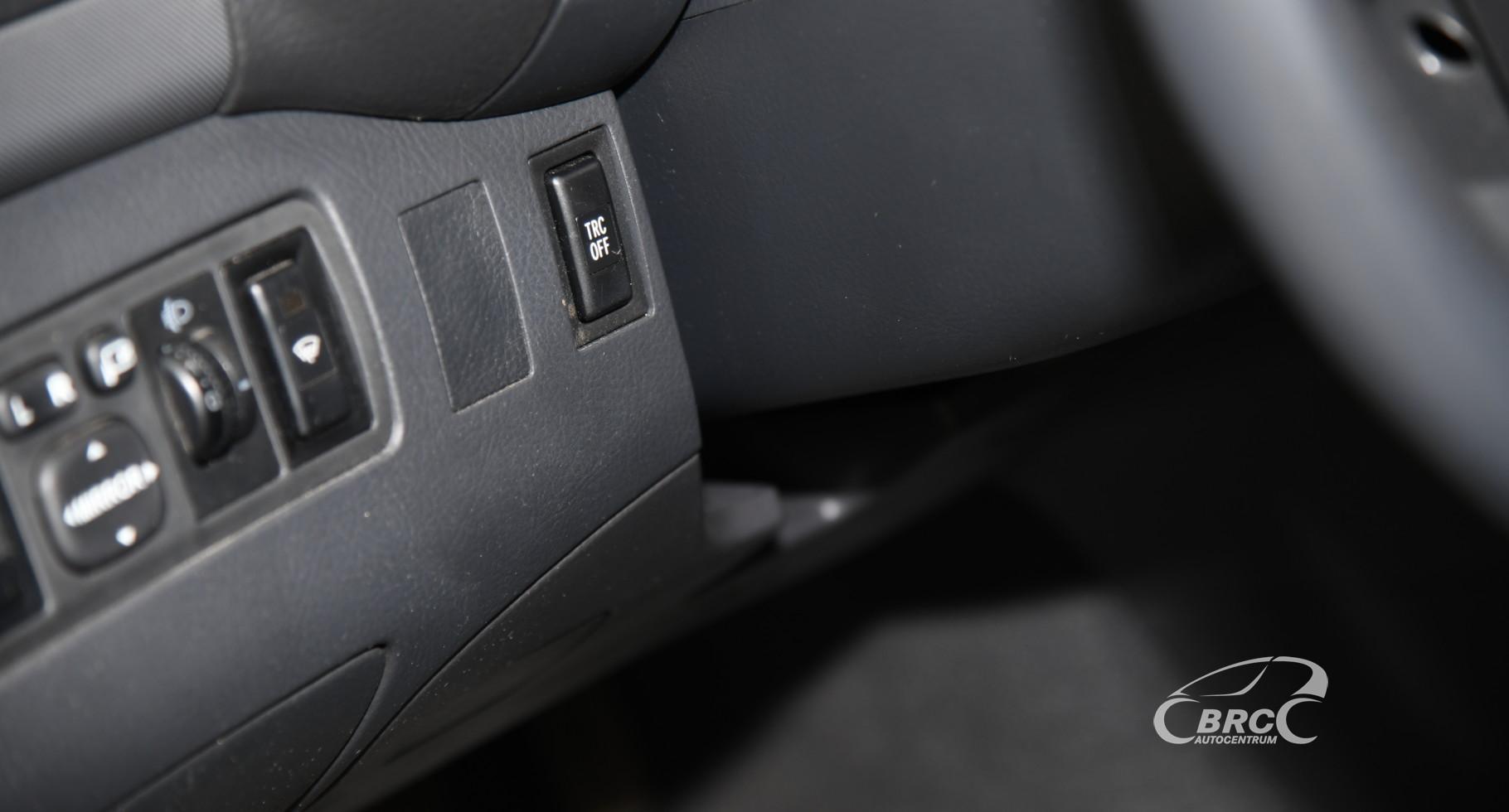Toyota Avensis 2.0 VVT-i Linea Sol