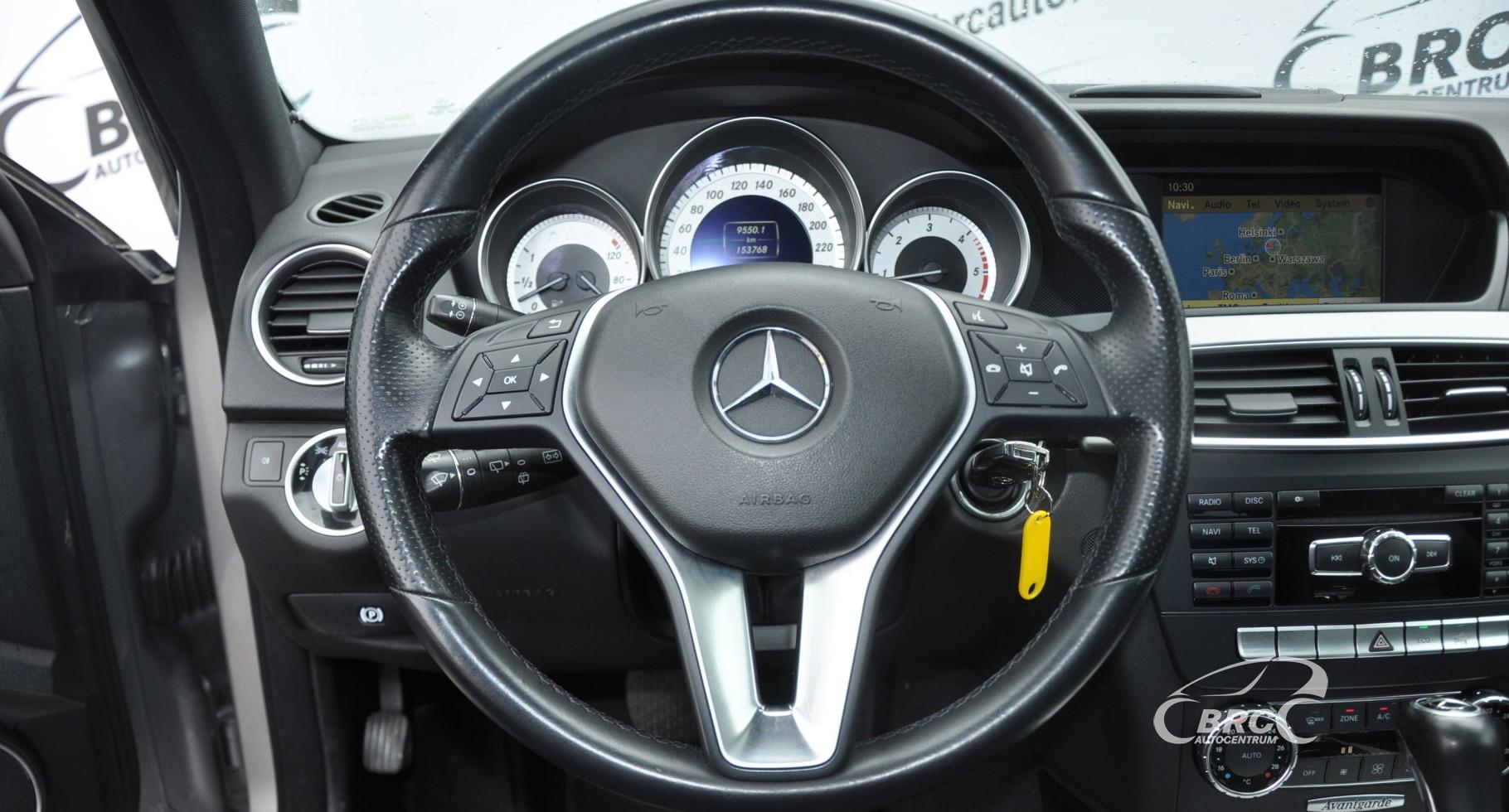 Mercedes-Benz C 220 CDI Avantgarde Automatas