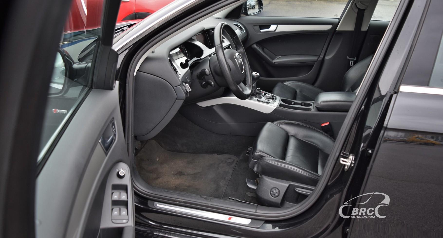 Audi A4 Limousine TDi S-Line M/T
