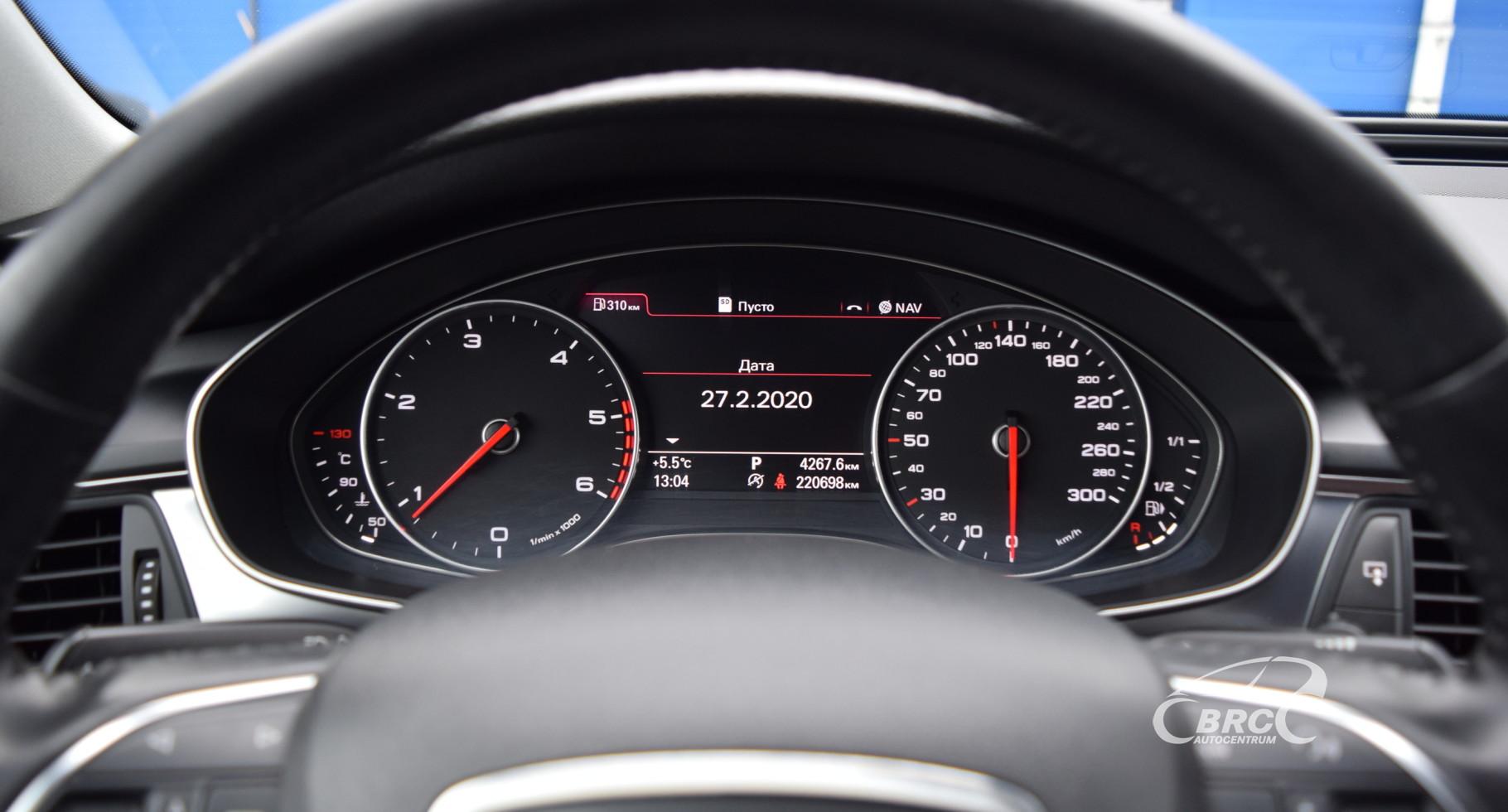 Audi A6 Limousine TDi V6 A/T