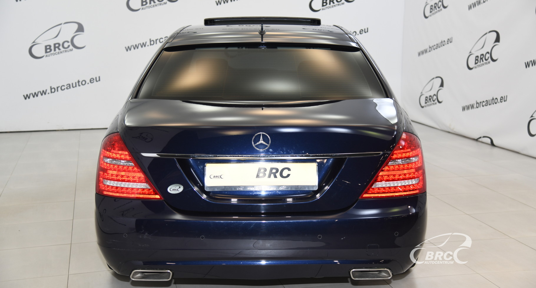 Mercedes-Benz S 350 BlueTEC 4 Matic Automatas