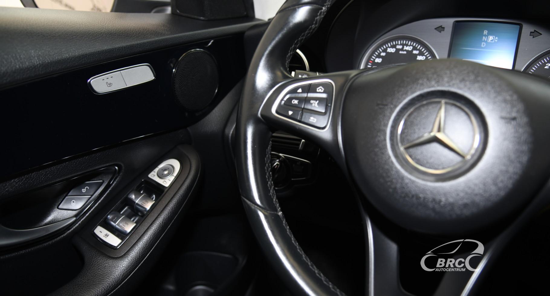 Mercedes-Benz C 220 BlueTec Automatas