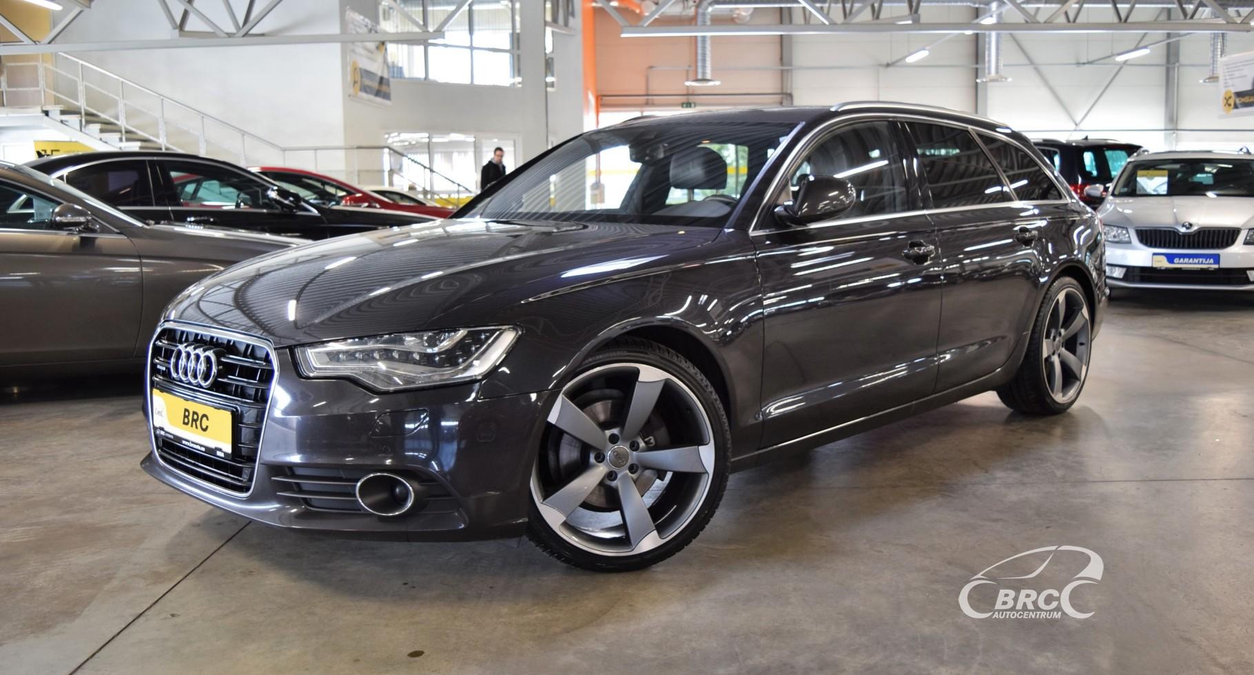 Audi A6 Avant Quattro