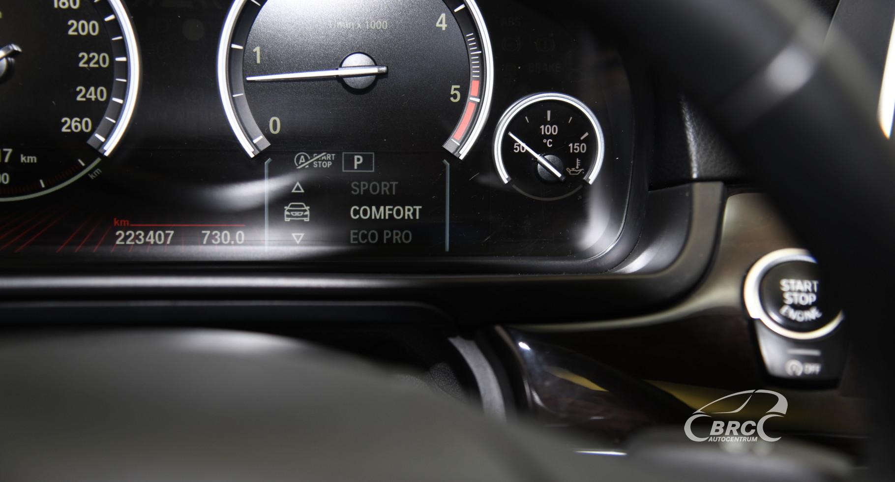 BMW 535 d xDrive Automatas