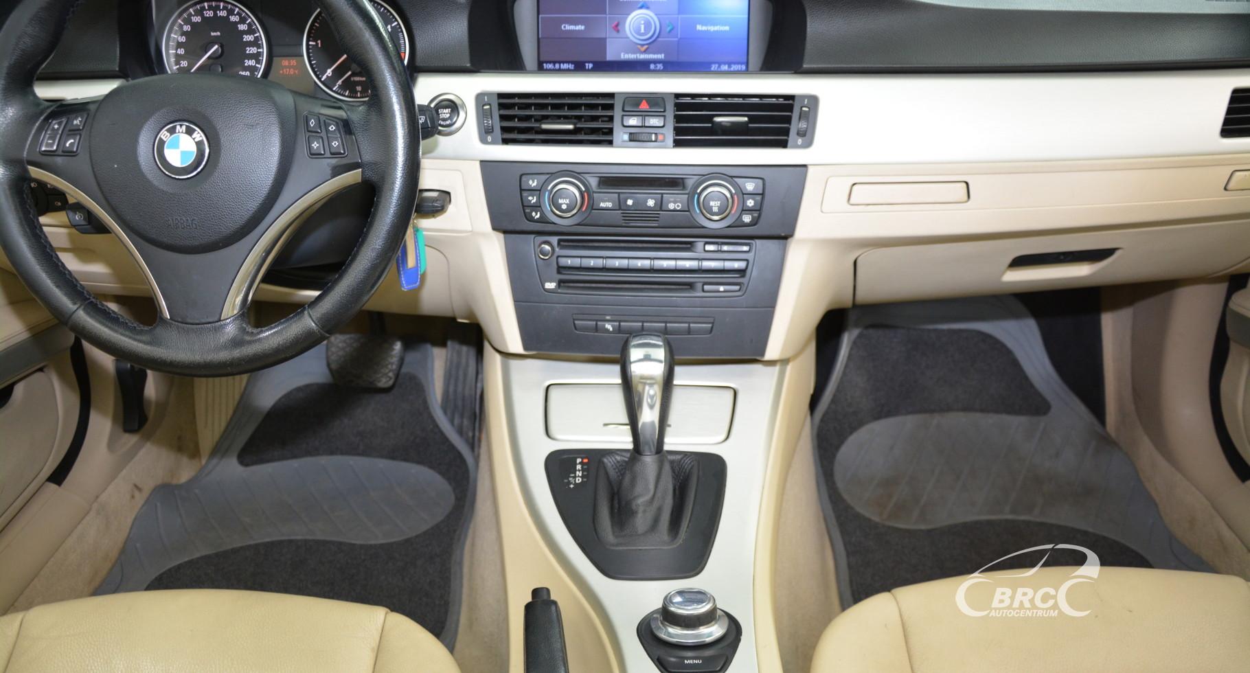 BMW 320 d Cabrio Automatas