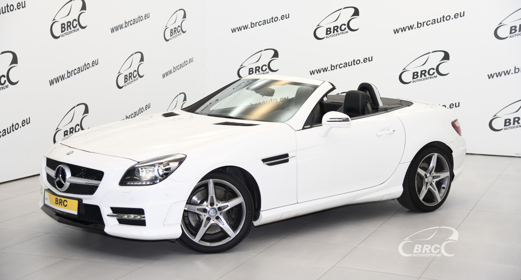 Mercedes-Benz SLK 250 CDI BlueEfficiency Carbon Look Edition Roadster Au