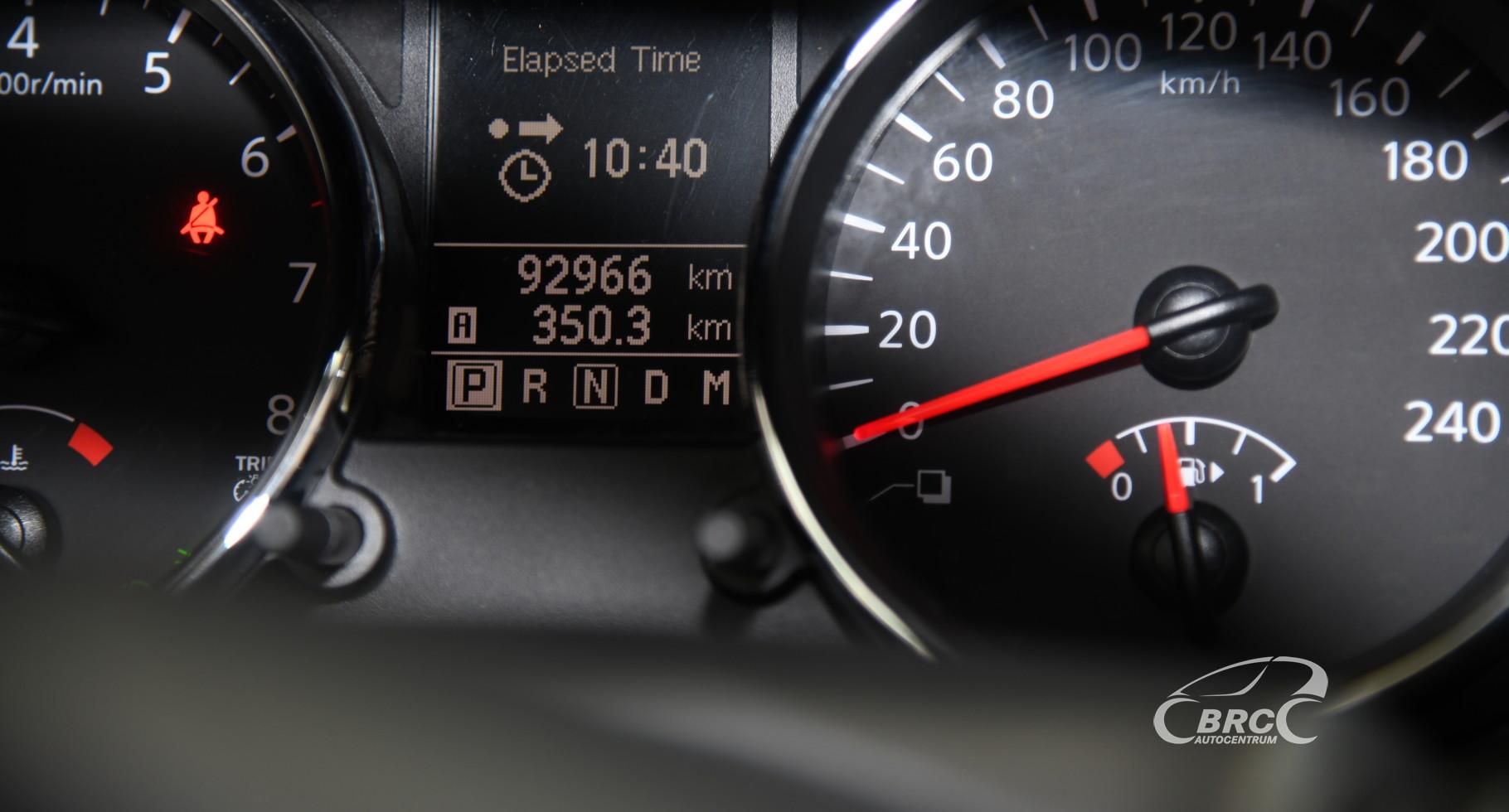 Nissan Qashqai 2.0i Tecna Automatas