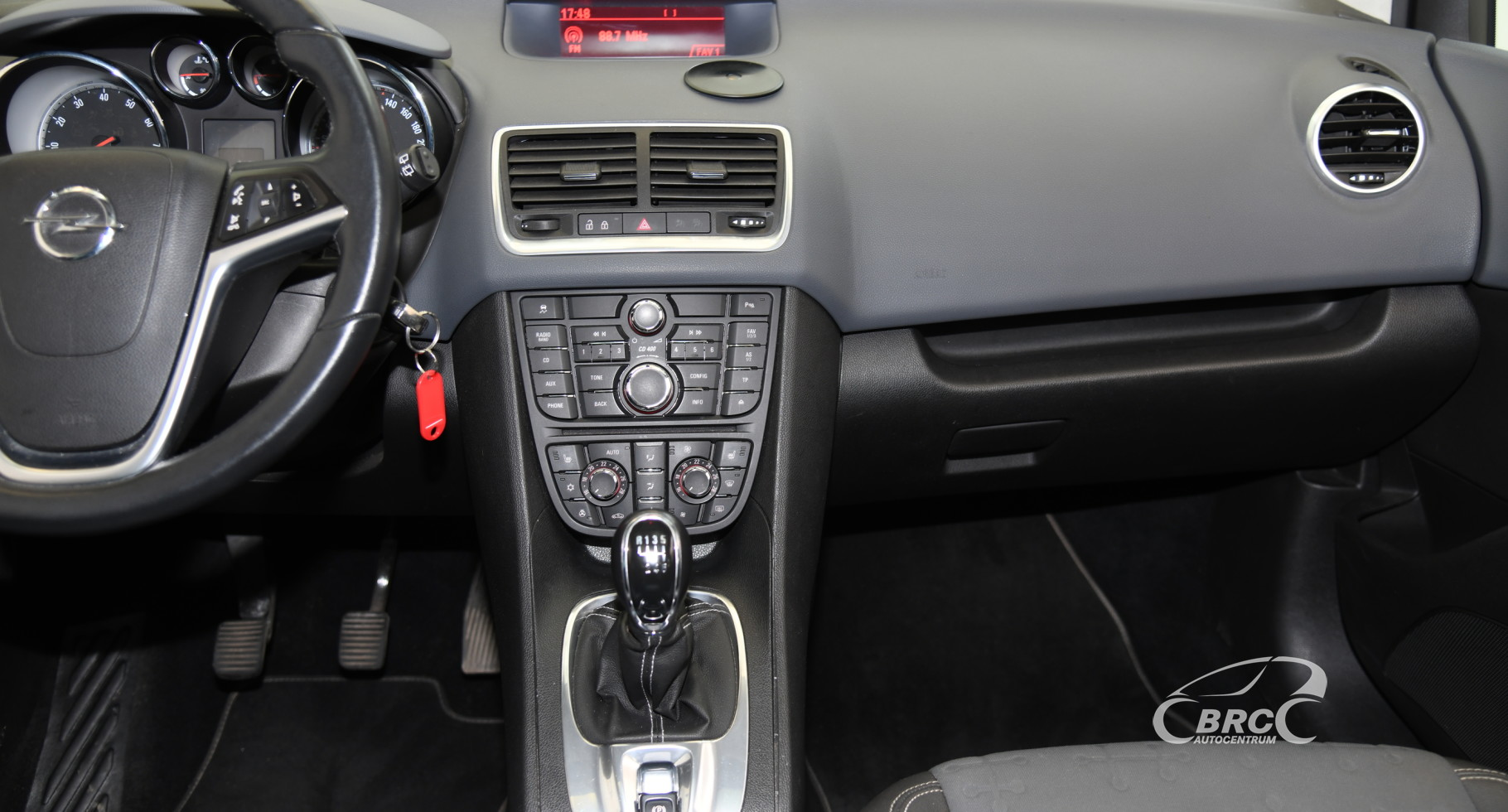 Opel Meriva 1.4 MFI Turbo