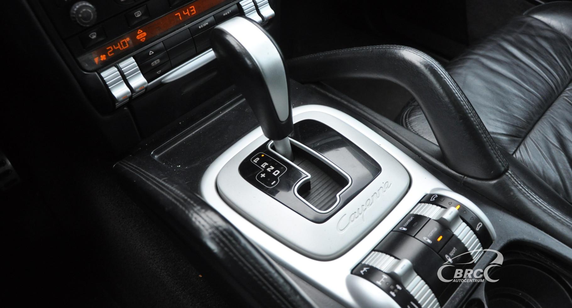Porsche Cayenne S 4.5 Automatas